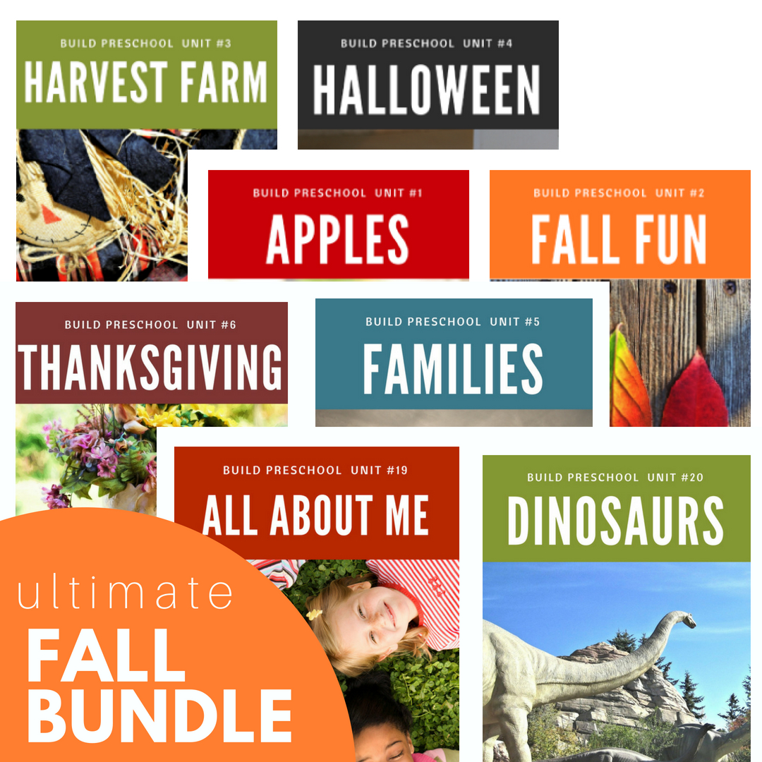 10 Attractive Thematic Unit Ideas For Preschool fall preschool lesson plans thematic units no time for flash cards 2020