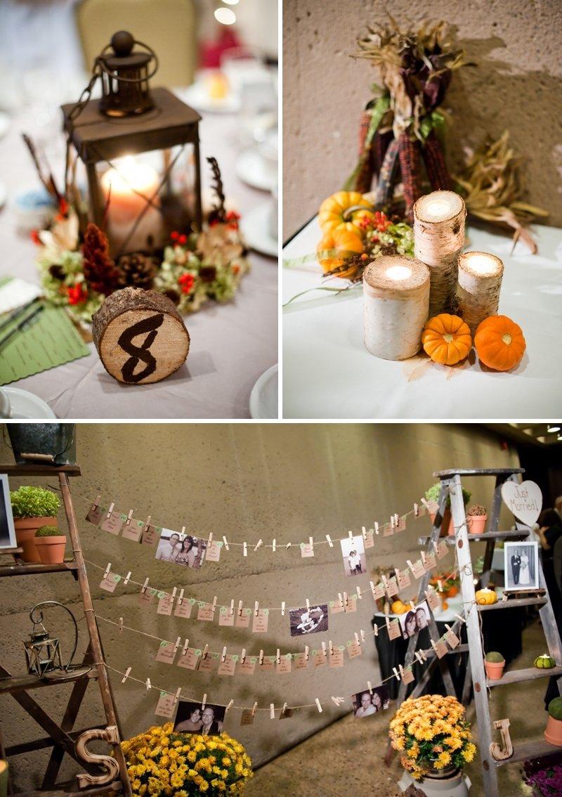 10 Fabulous Fall Wedding Centerpiece Ideas On A Budget