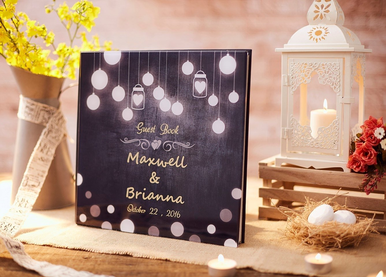 10 Cute Rustic Wedding Guest Book Ideas fall wedding guest book ideas fall wedding 2020