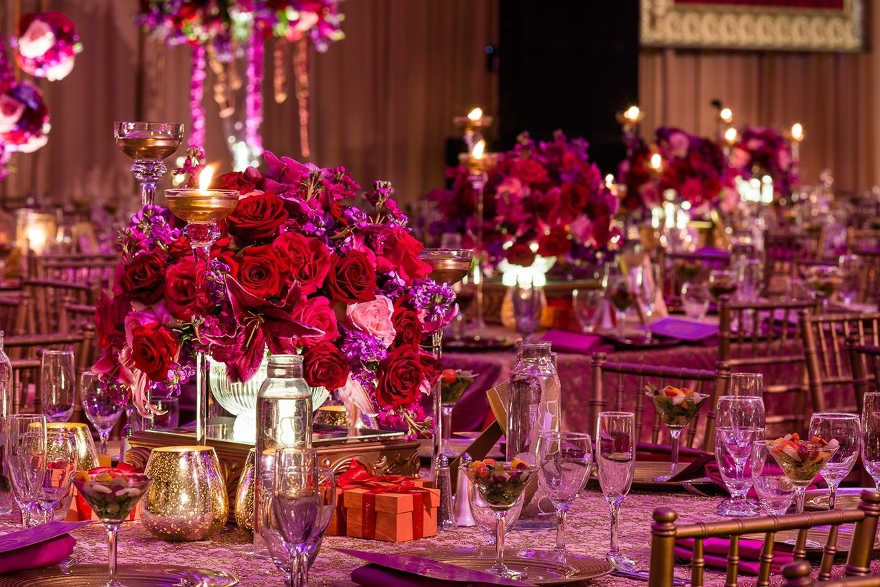 fall wedding ideas: how to design a warm reception - inside weddings