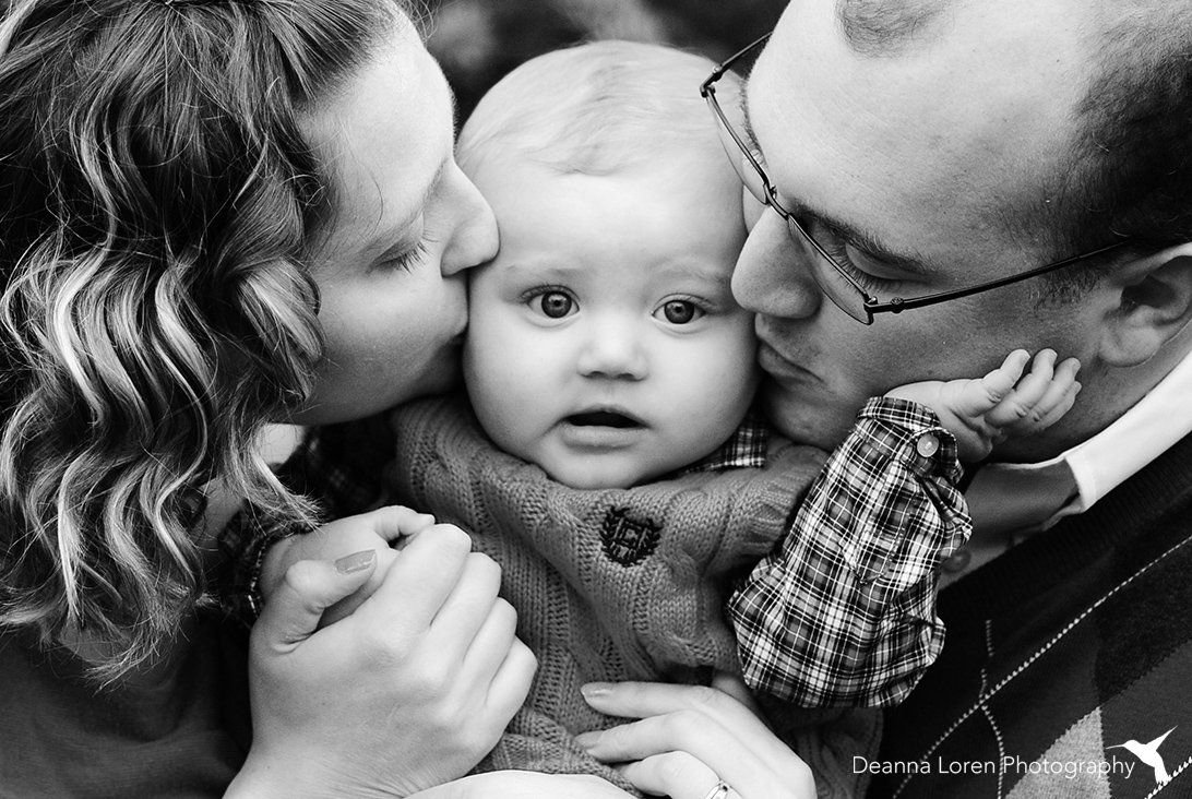 10 Stunning Family Picture Ideas With Baby family christmas picture ideas with 4 month old baby adorable 1 2020