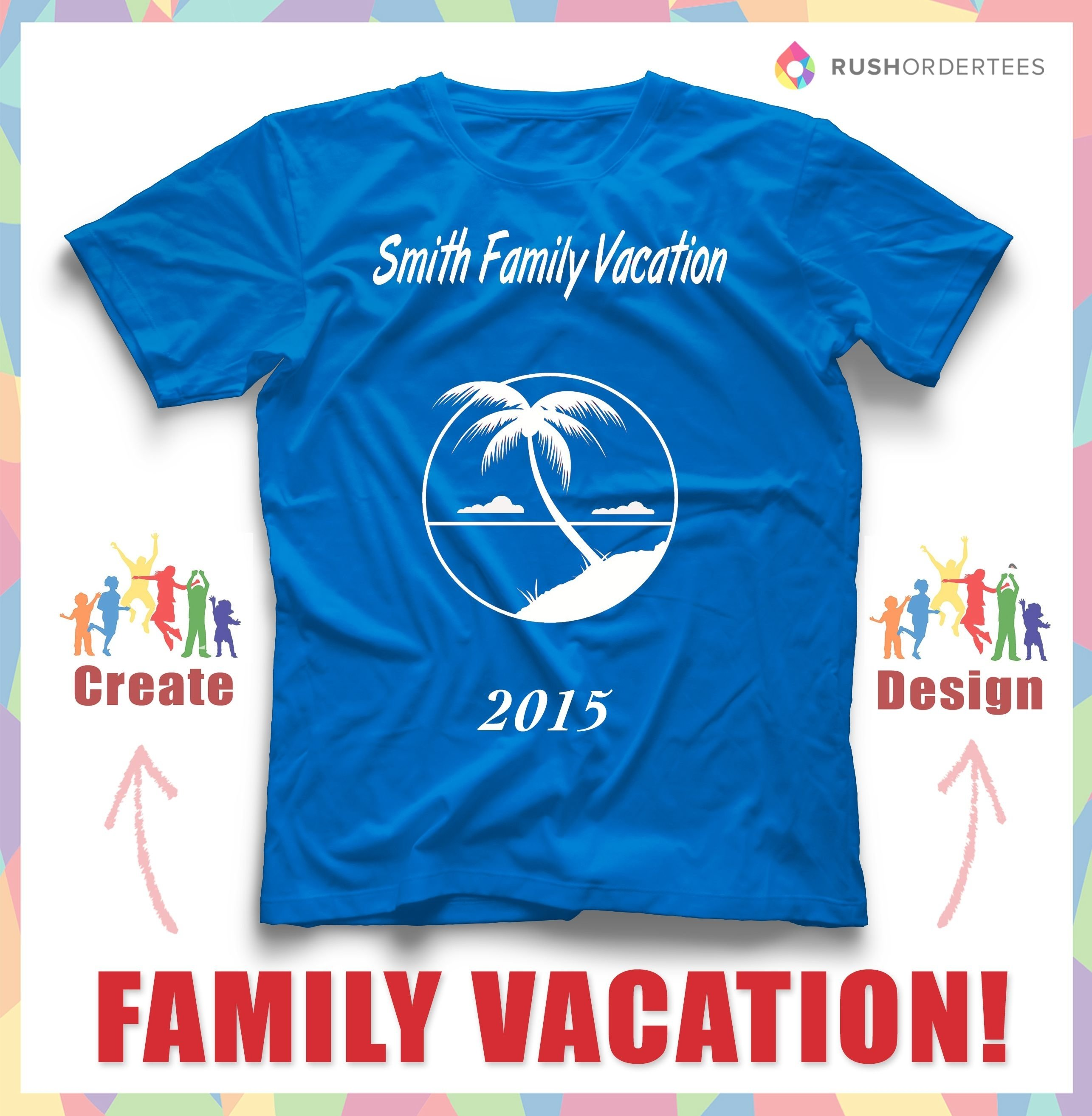 family cruise vacation template ideas. create a family vacation