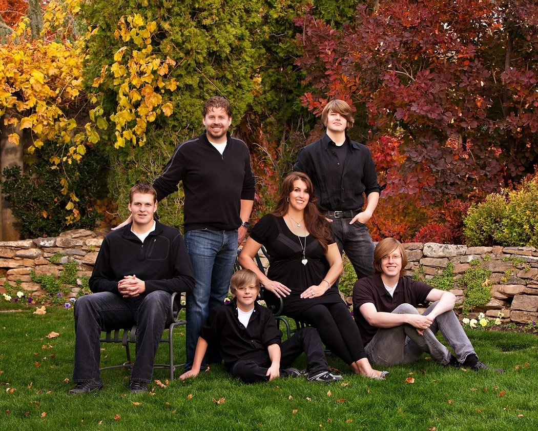 family fall pictures in utah - bing images | fall family inspiration