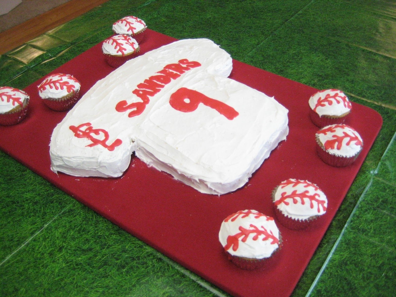 10 Stylish Birthday Party Ideas St. Louis family food creativity lets play ball st louis cardinals