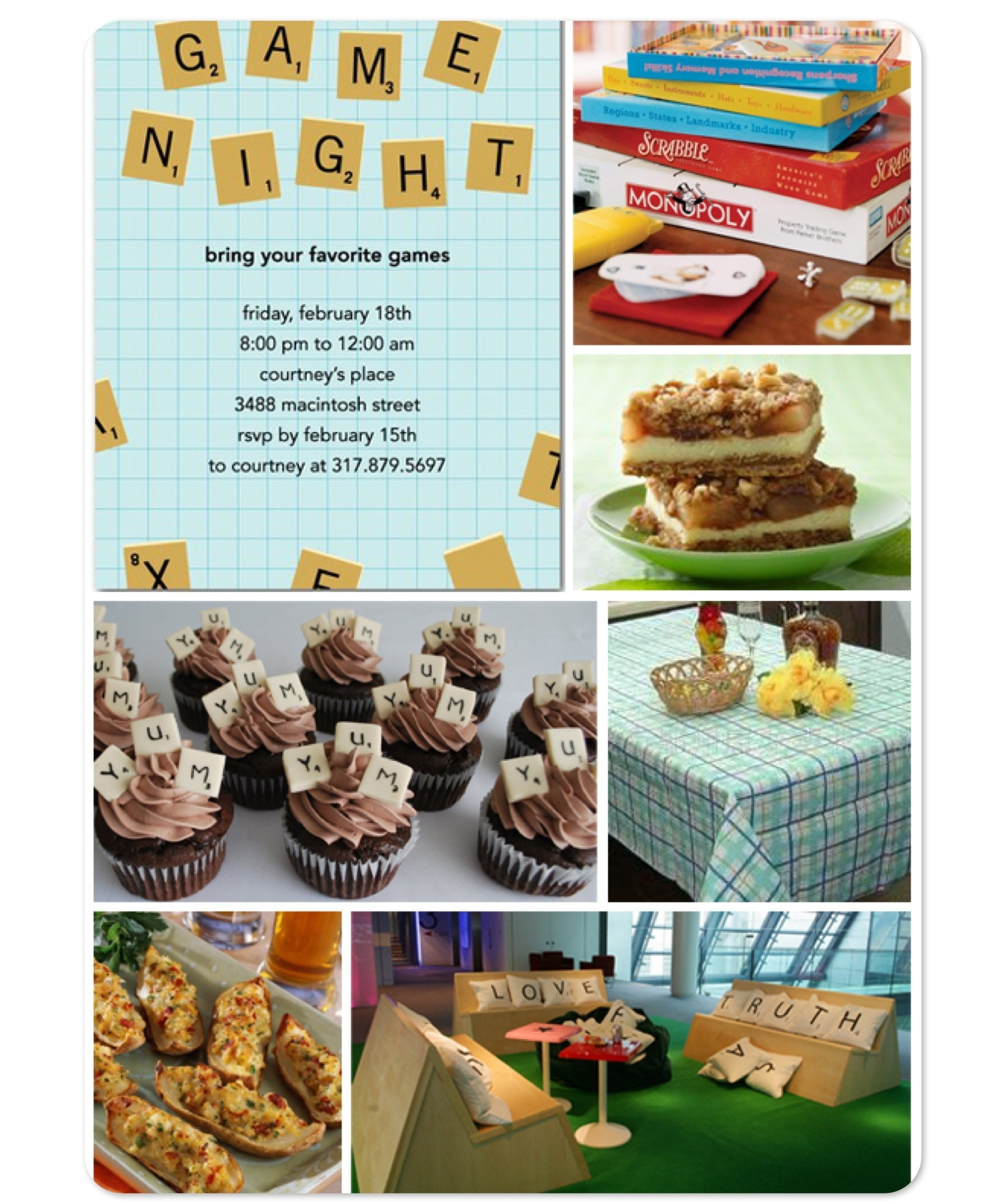 10 Fantastic Game Night Party Ideas For Adults family game night board game theme party planning ideas 2