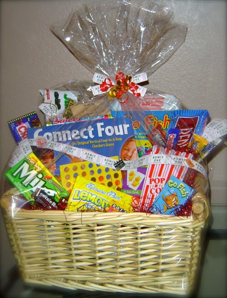 10 Great Family Gift Basket Ideas For Christmas family game night gift basket audjiefied fun gift ideas 1 2020