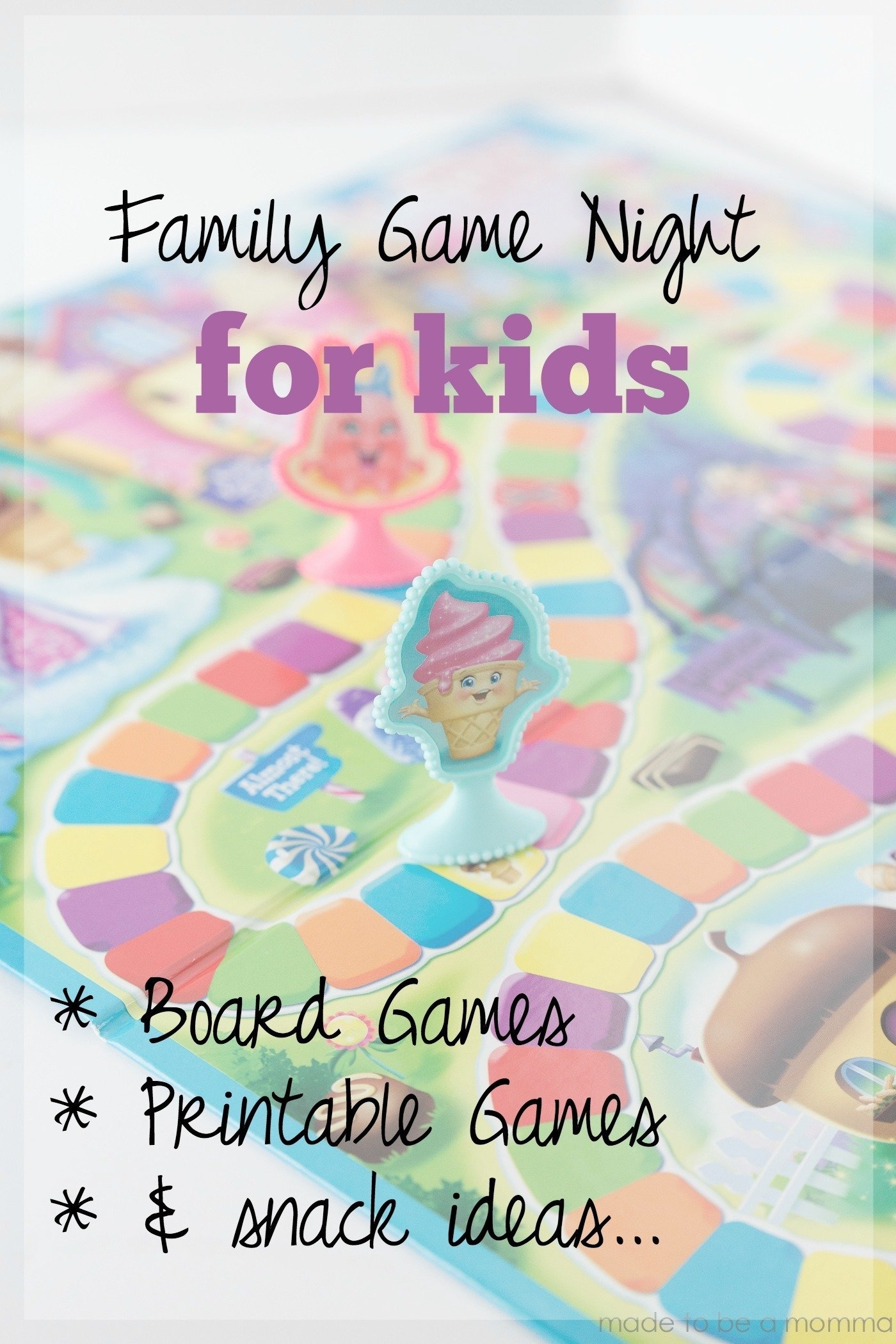 10 Attractive Ideas For Family Game Night family game night ideas for the kids made to be a momma 2021