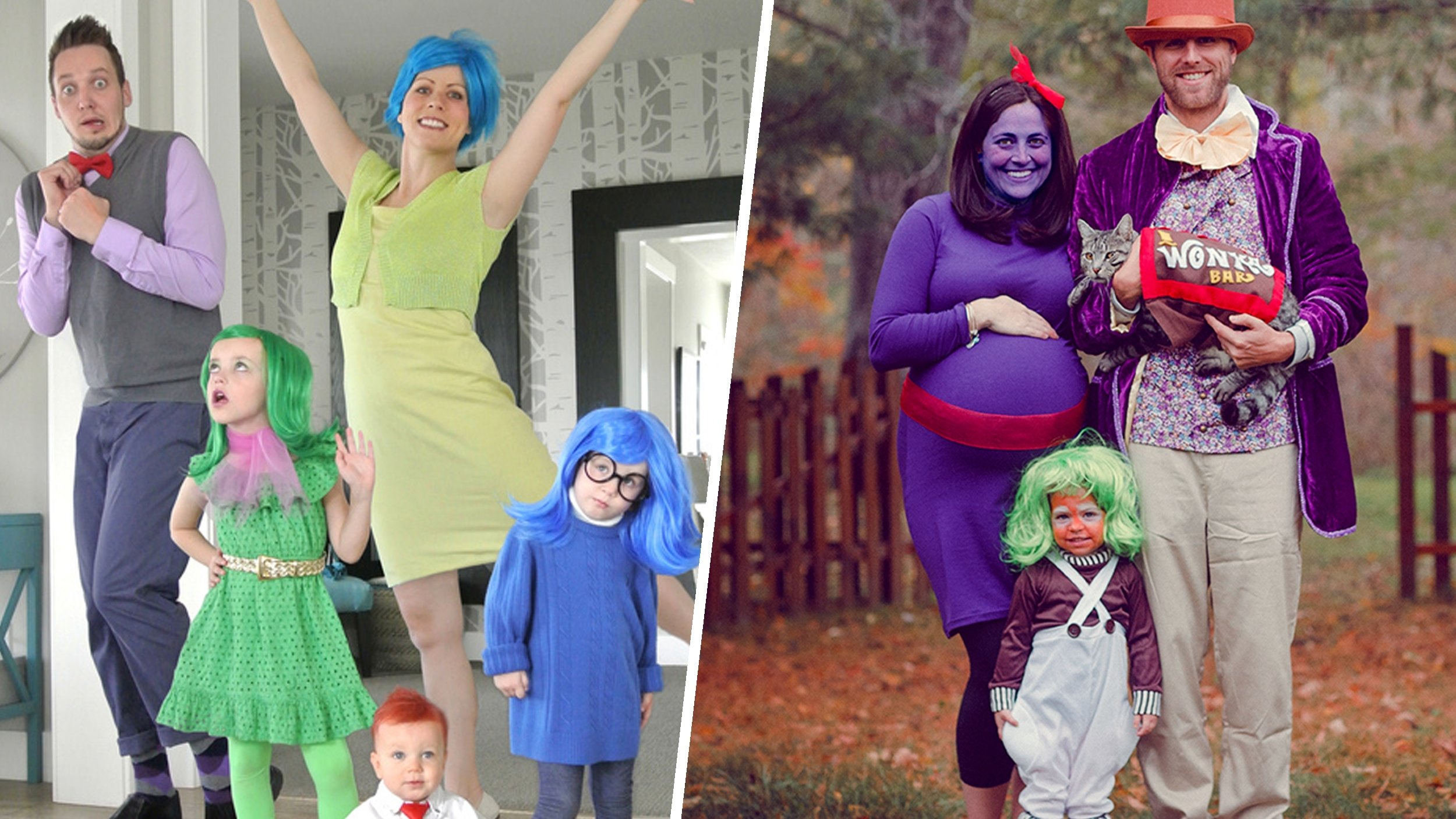 10 Unique Family Of 4 Costume Ideas family halloween costumes 8 pinterest ideas to inspire you today 2020
