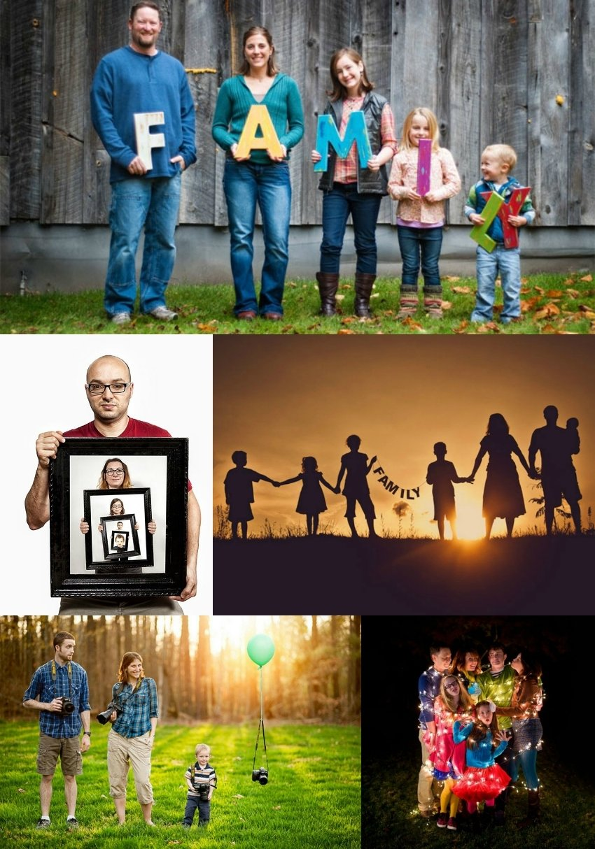 10 Lovable Unique Family Photo Shoot Ideas family photos 10 unique ideas mummy alarm 2020
