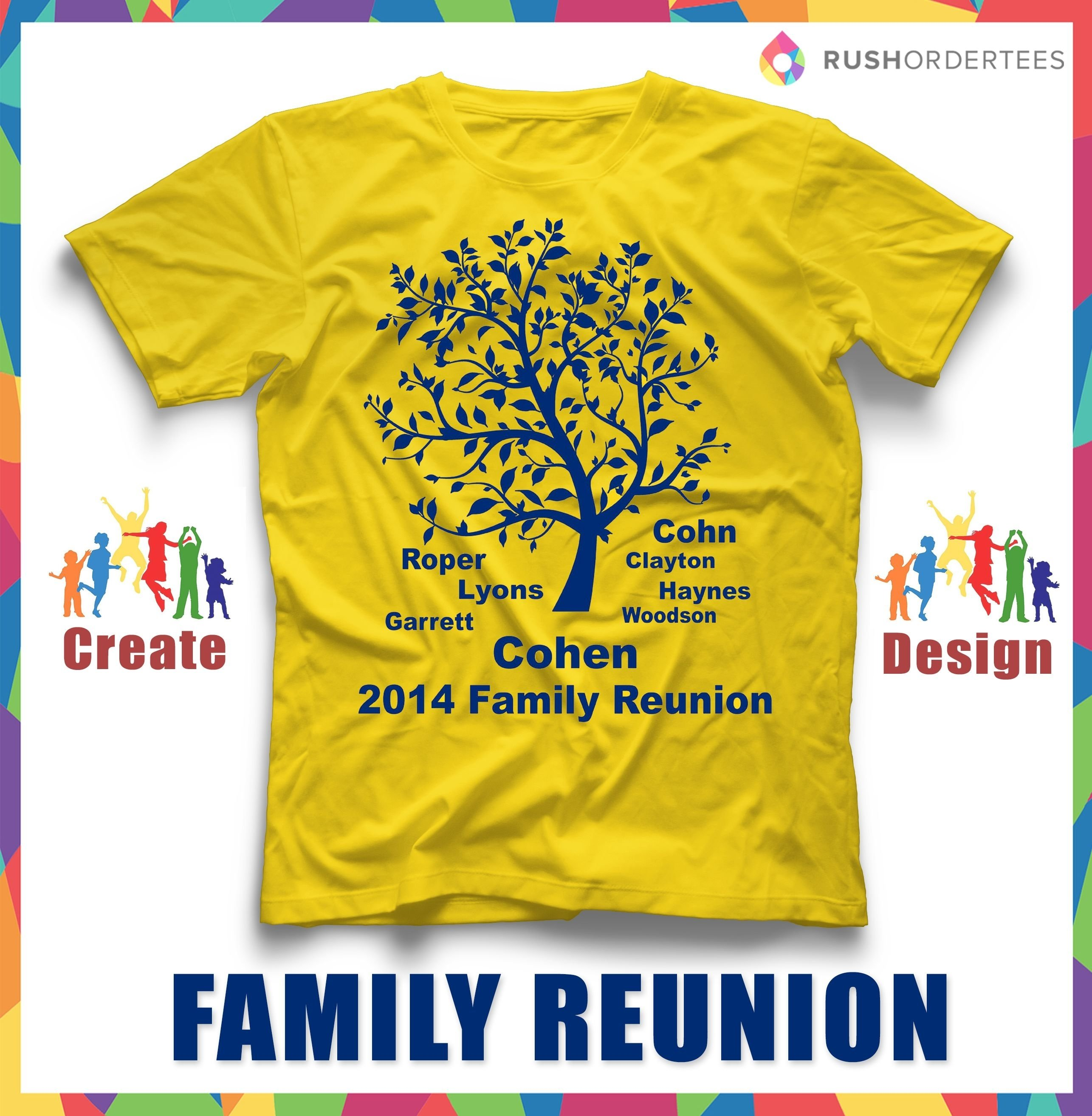 10 Ideal Family Reunion T Shirt Ideas family reunion t shirt ideas create your custom family reunion t 2