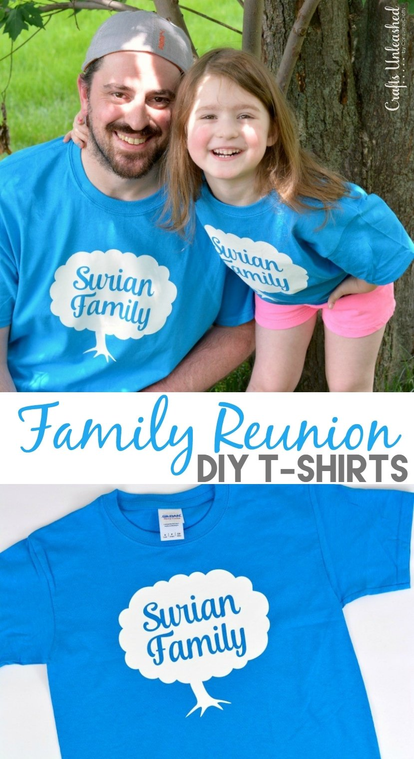 10 Ideal Family Reunion T Shirt Ideas family reunion t shirts idea diy crafts unleashed