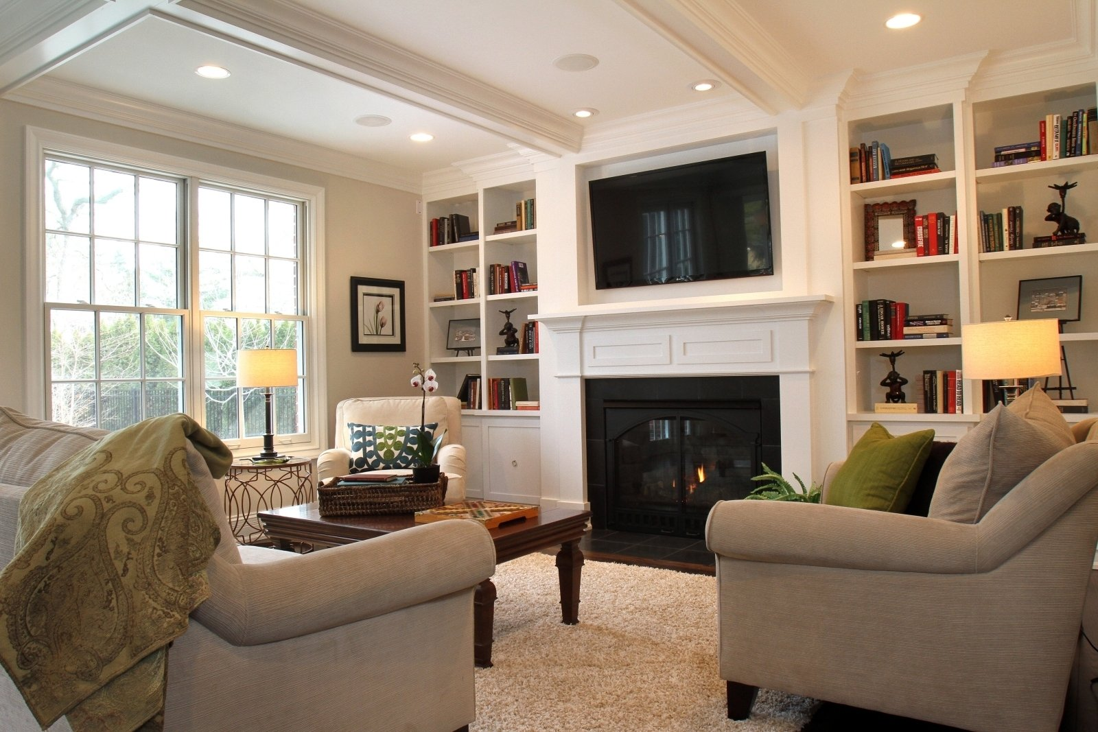10 Trendy Family Room Ideas With Tv family room ideas with fireplace and tv 2017 including fireplaces