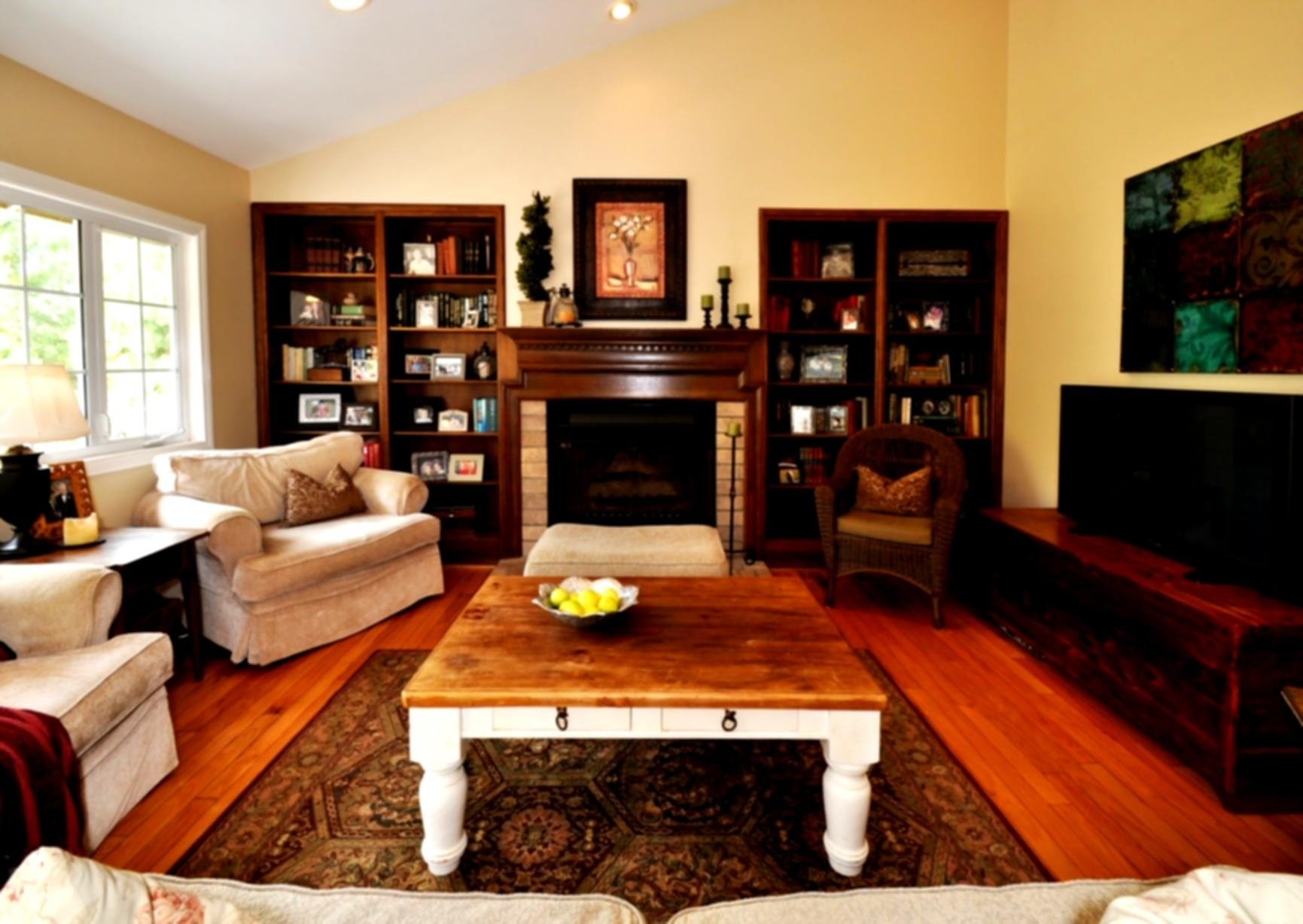 10 Trendy Family Room Ideas With Tv family room ideas with fireplace living design rustic large small