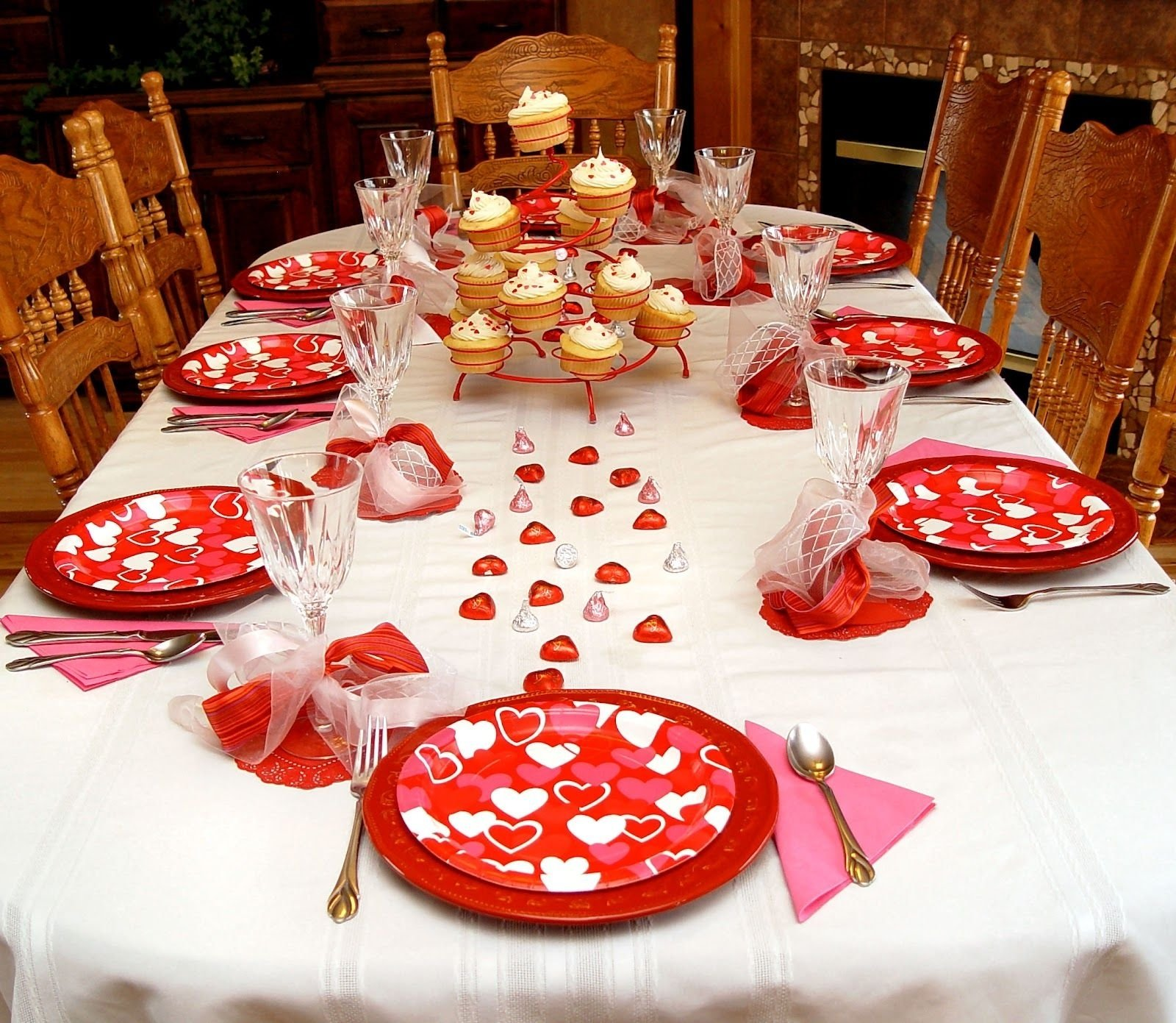 10 Best Valentines Day Ideas For Family family valentines dinner idea and how to make a junk bow family 2020