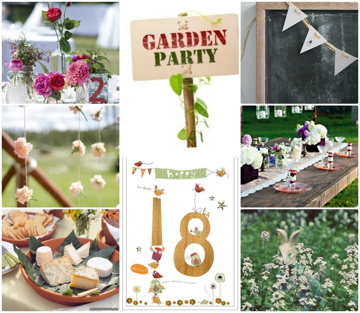 10 Unique Ideas For 18Th Birthday Party At Home fantastic 18th birthday party ideas village garden theme party 2020