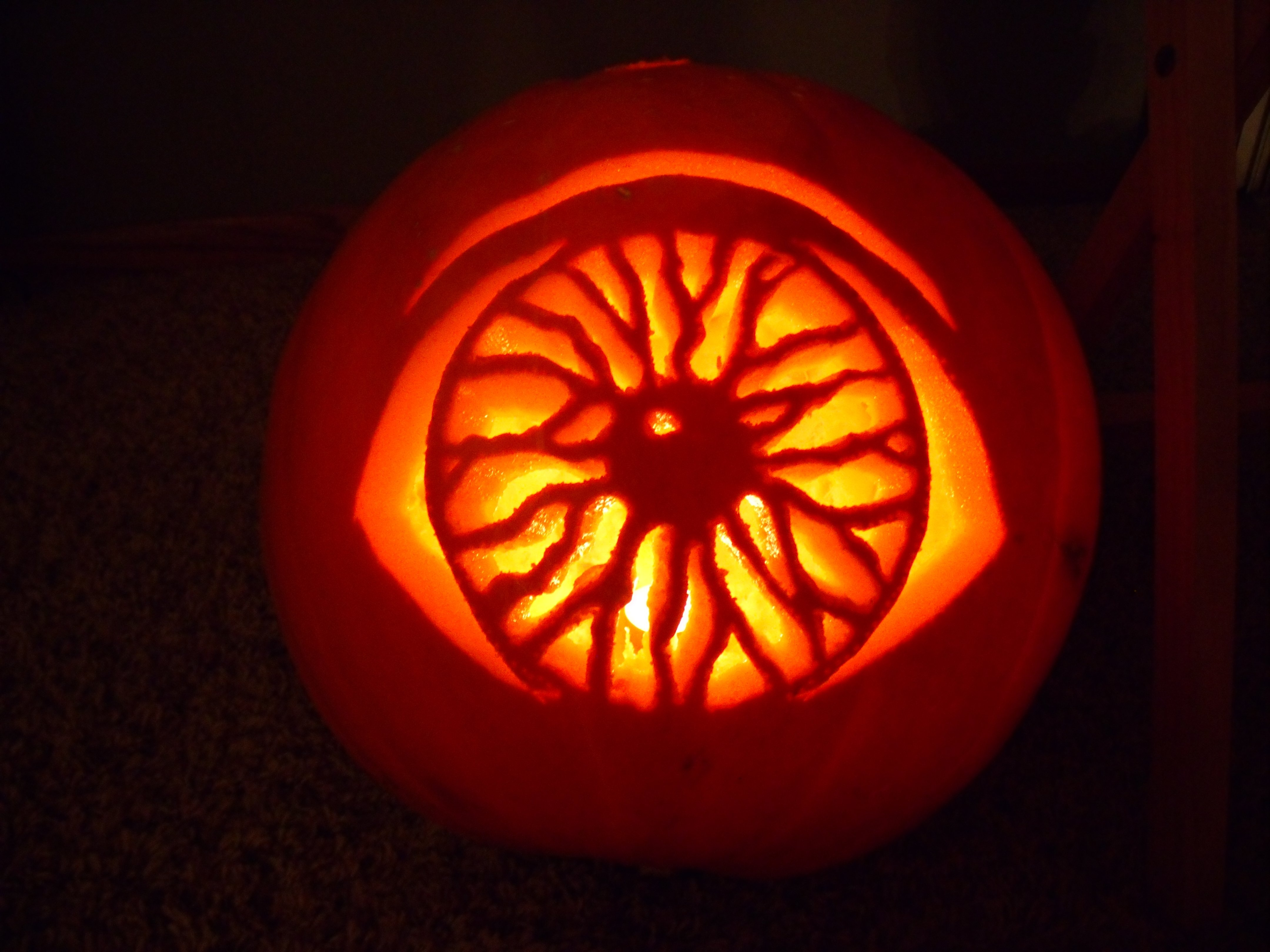 10 unique cool easy pumpkin carving ideas