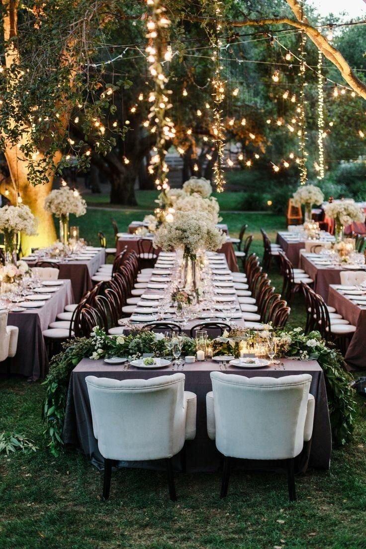 10 Stylish Outside Wedding Ideas For Summer fantastic outdoor wedding ideas for spring and summer events 1