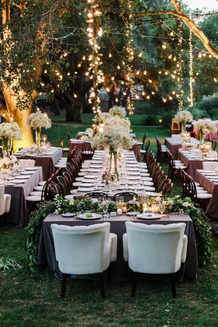 10 Elegant Outdoor Wedding Ideas For Summer fantastic outdoor wedding ideas for spring and summer events 2