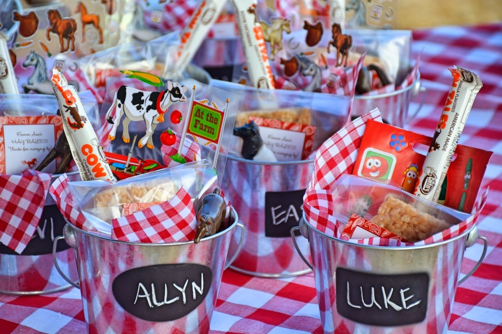10 Stunning 1st Birthday Party Favor Ideas