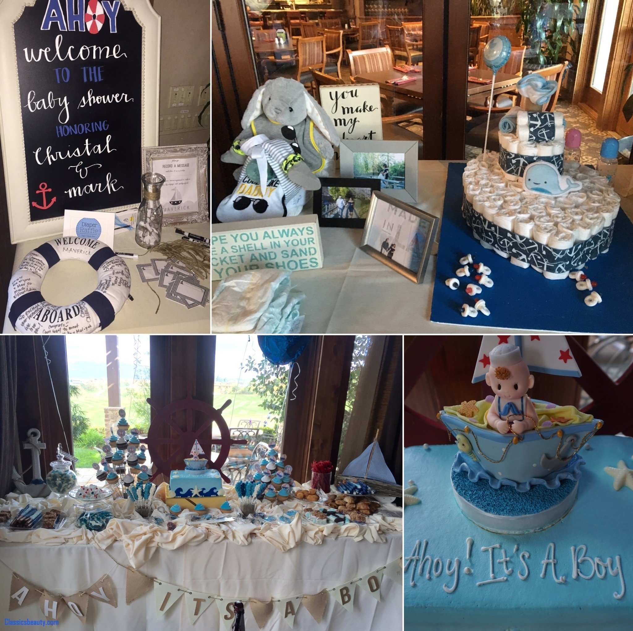 10 Trendy Baby Shower For Boys Ideas fascinating baby shower decoration ideas for boy 4 oliveargyle 2021