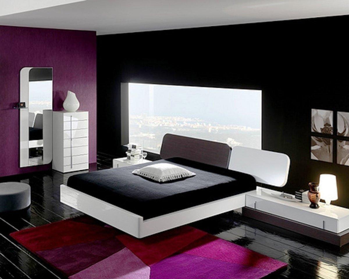 10 Fabulous Purple And Black Bedroom Ideas fascinating black and purple bedroom ideas mosca homes