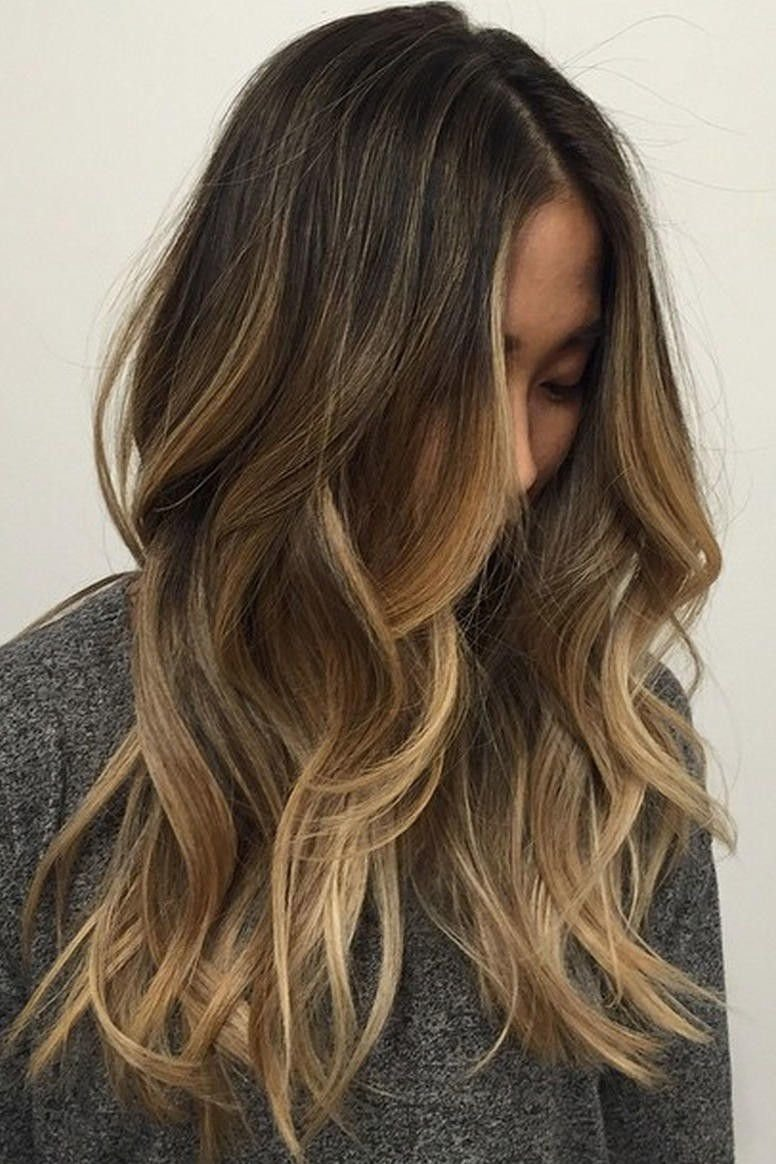 10 Stunning Highlight Ideas For Dark Brown Hair fascinating brown hair with blonde looks and ideas southern image 2 2021
