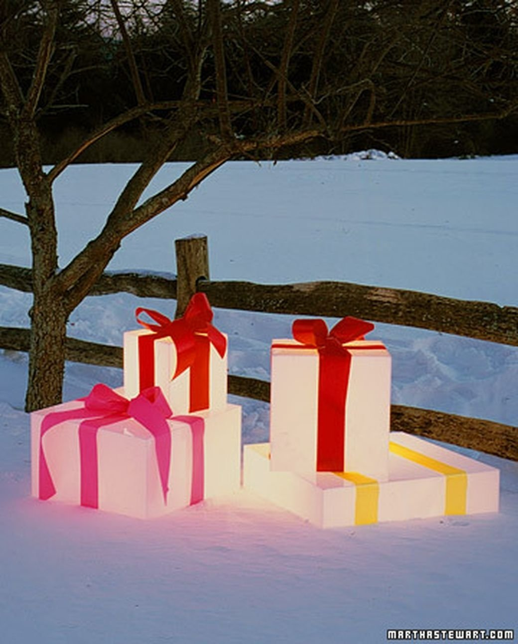 10 Ideal Diy Outdoor Christmas Decorating Ideas fascinating easy and cheap diy outdoor christmas decoration ideas 2021