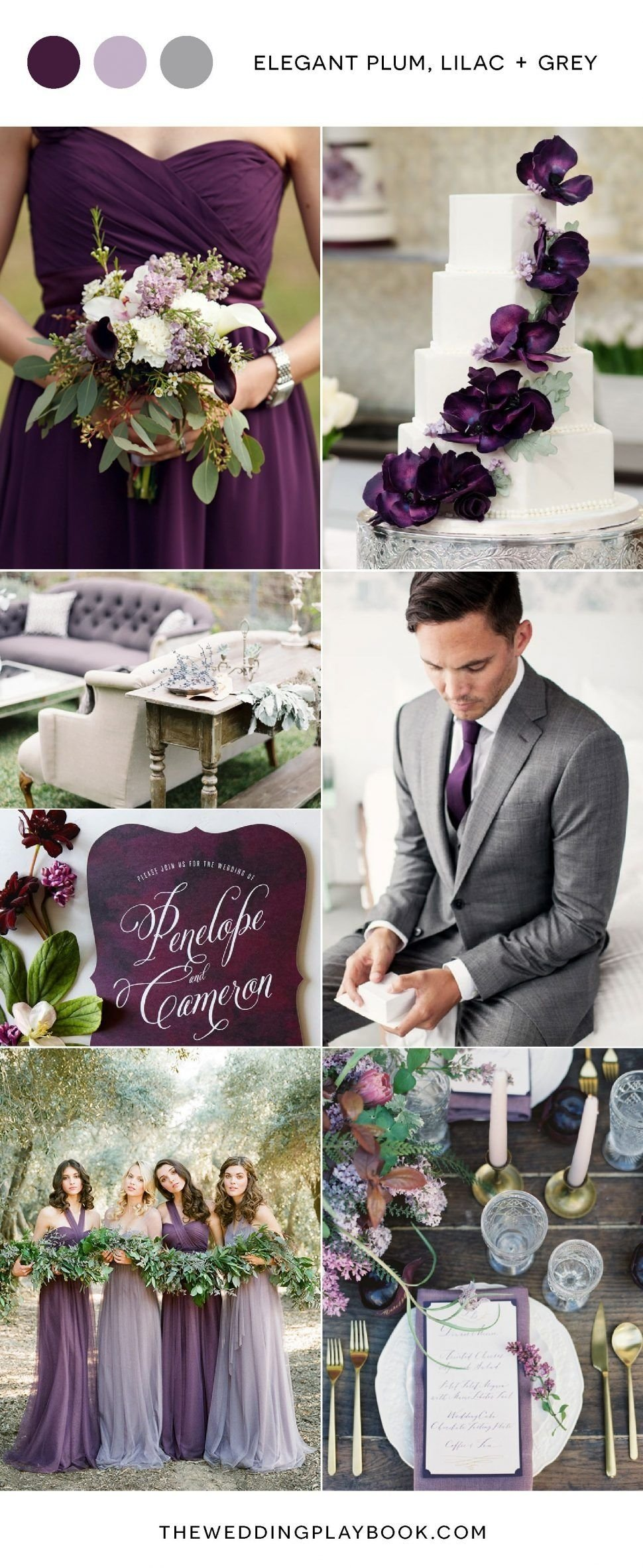 10 Amazing Wedding Color Ideas For Fall fascinating emejing wedding colors with grey styles u ideas pic of 2020
