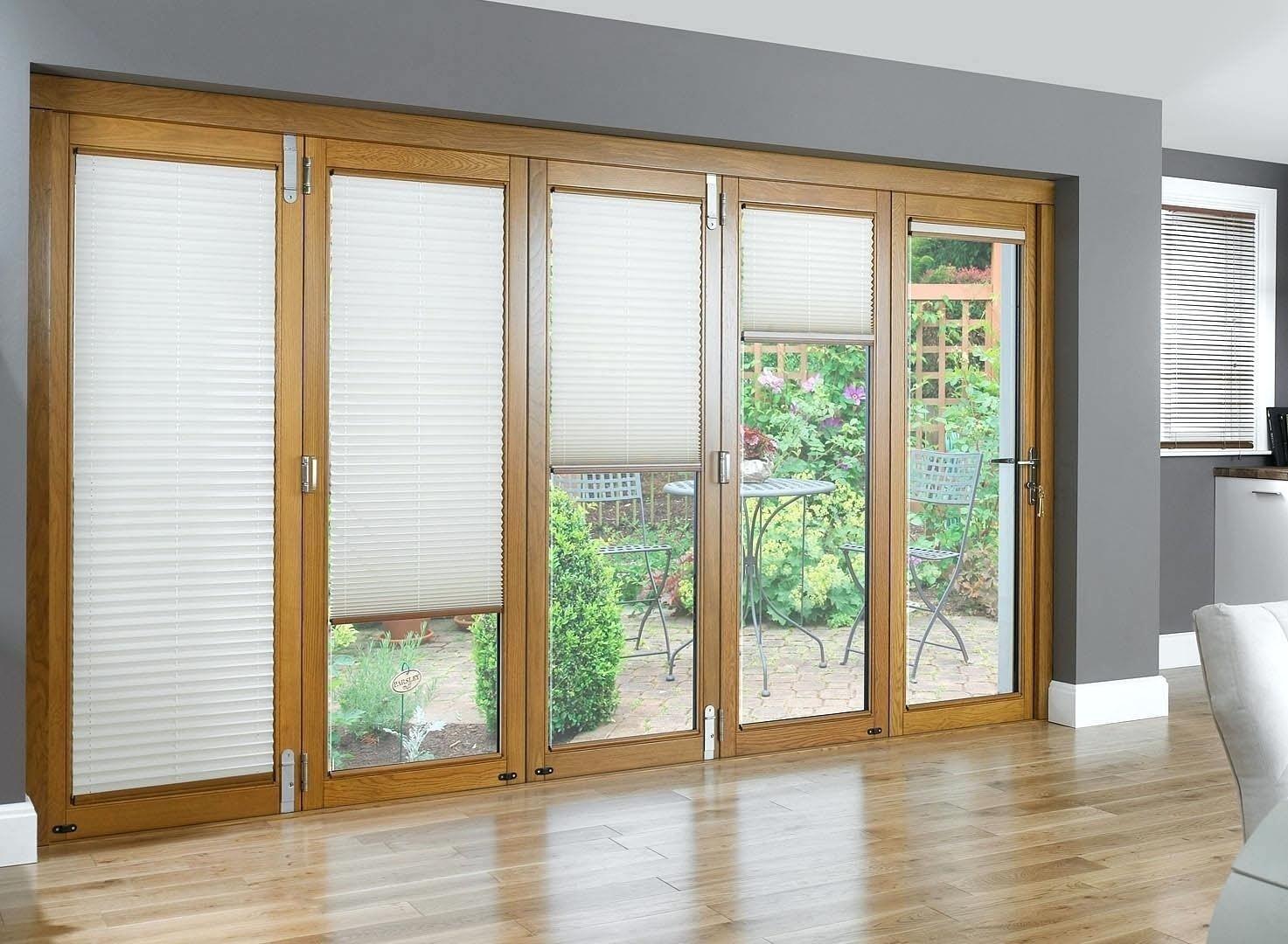 10 Attractive Sliding Door Window Treatments Ideas fascinating sliding door window treatment ideas u 2020