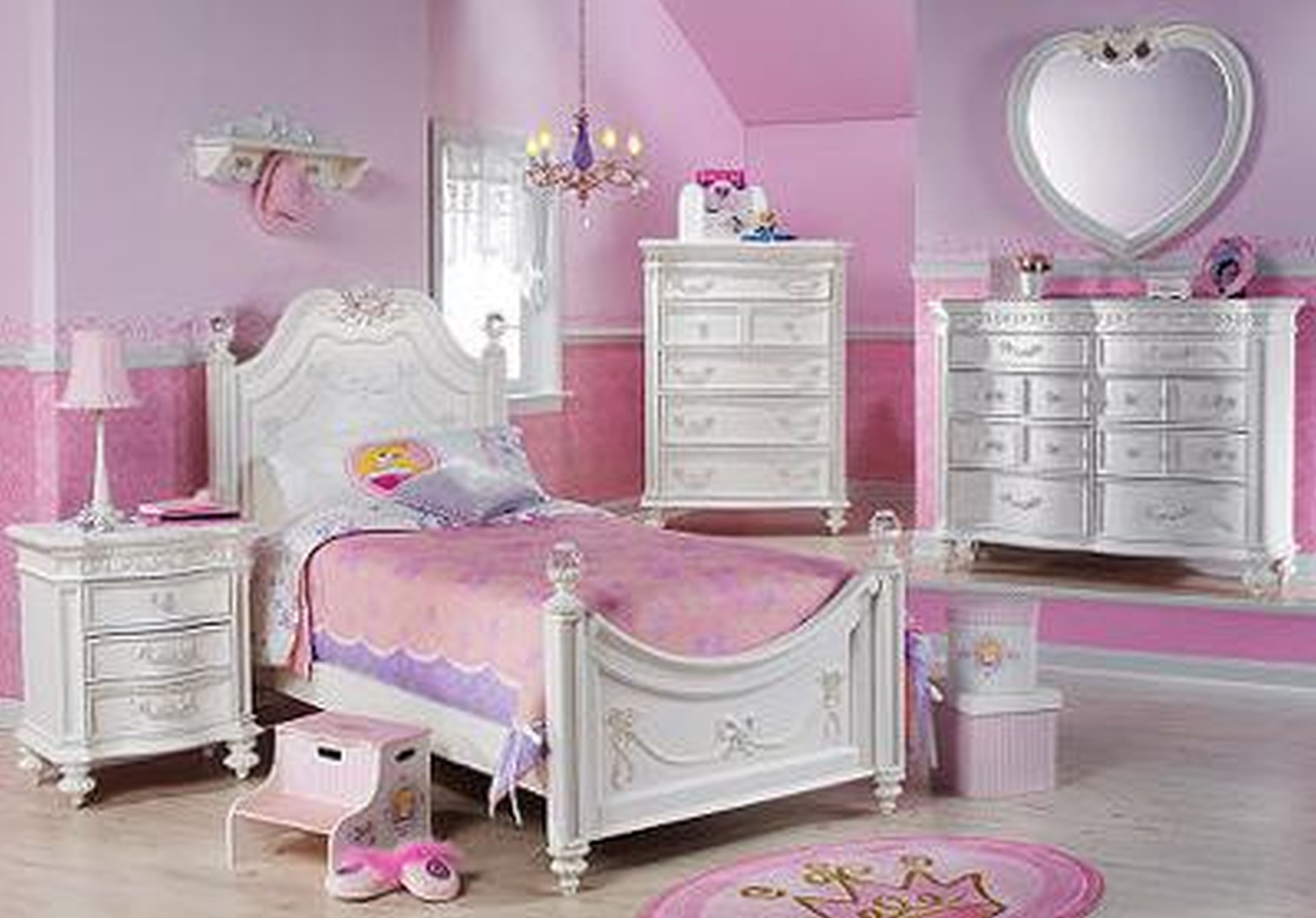 10 Pretty Paint Ideas For Girls Room 2021