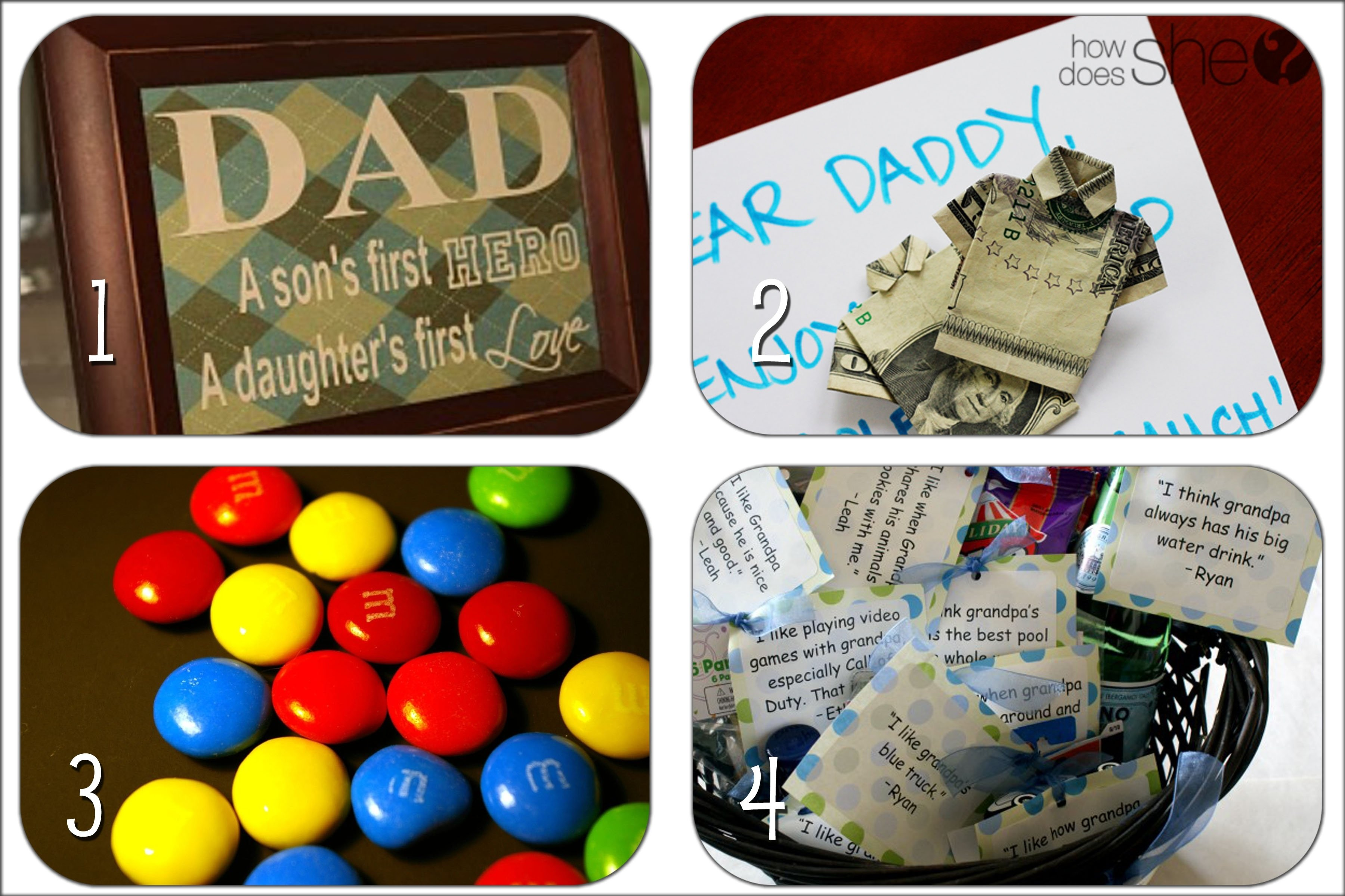 10 Lovable Cheap Fathers Day Gifts Ideas fathers day gift ideas from kids craftshady craftshady 1 2020