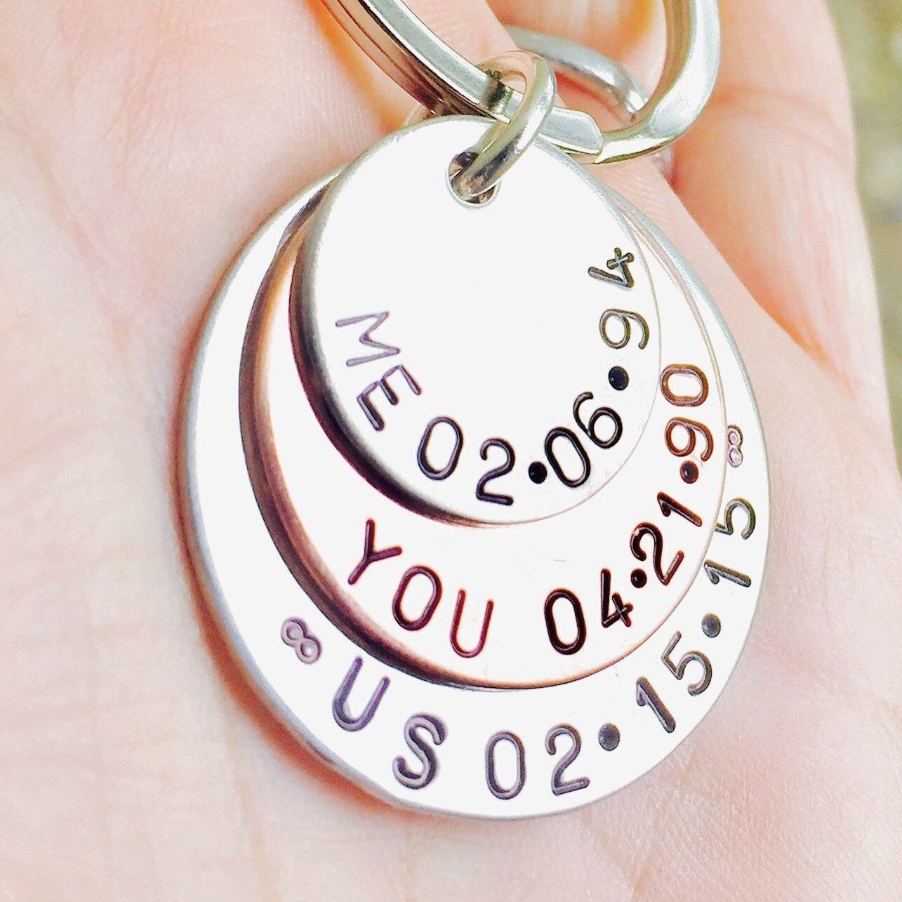 father's day gifts, key chain, mens gifts, dad key chain, father