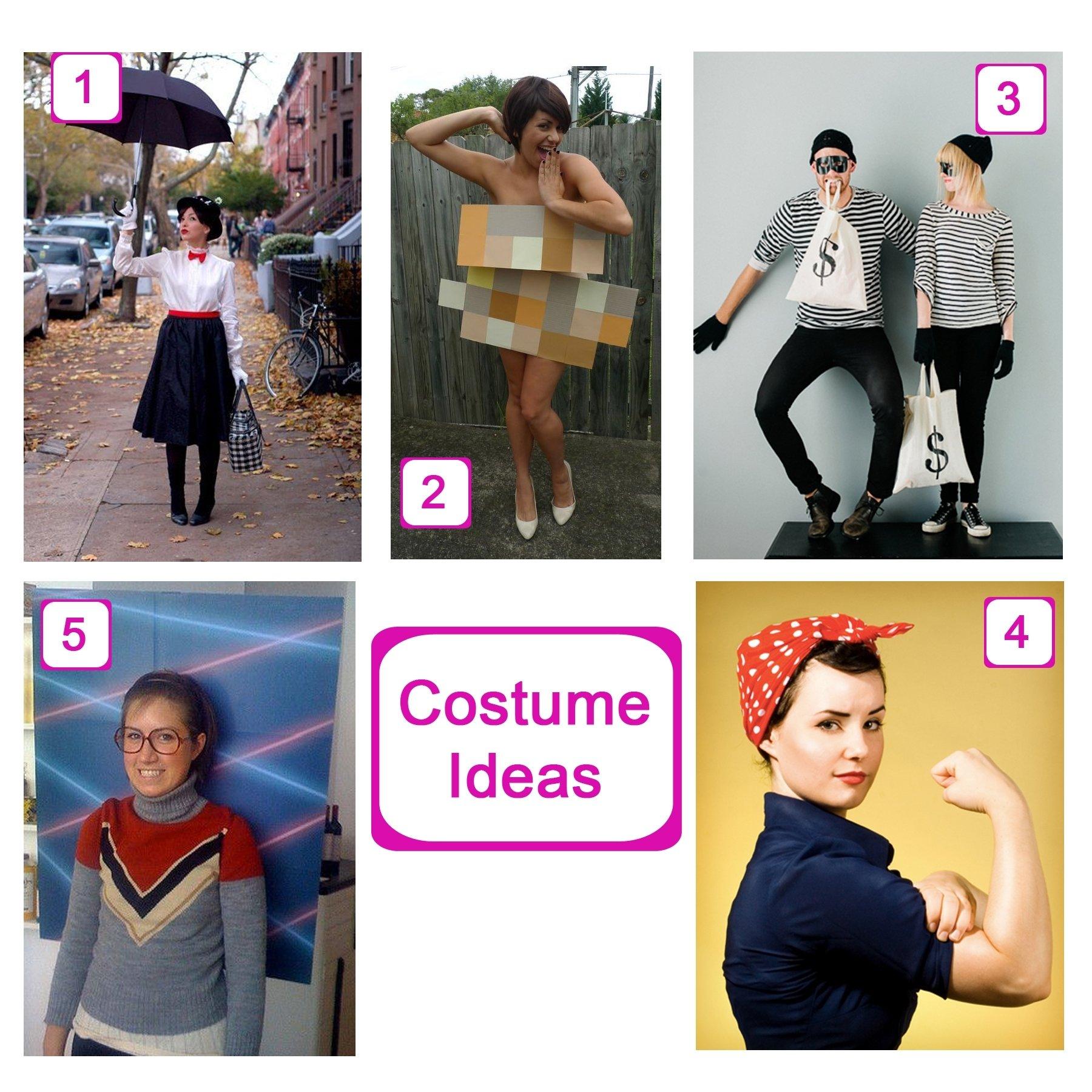 10 Perfect Last Minute Adult Costume Ideas favorite things costume ideas 2020