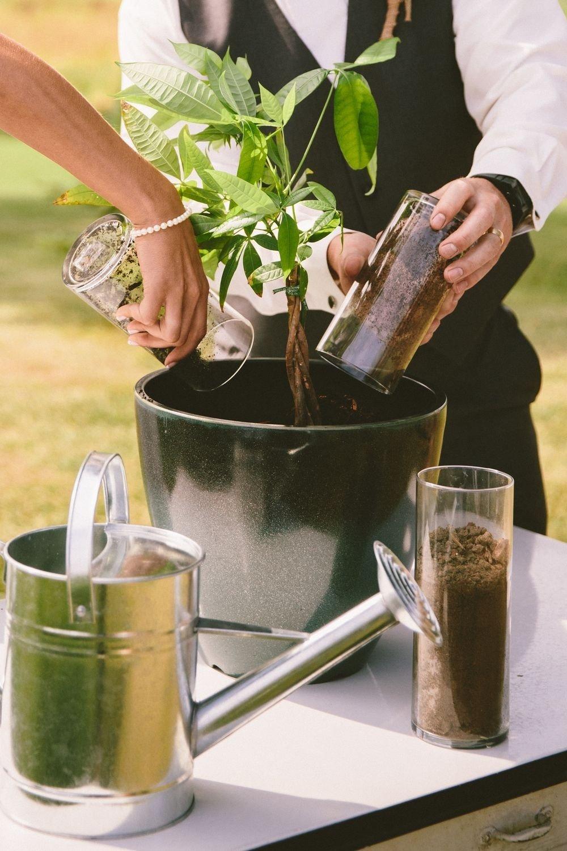 10 Beautiful Unity Ideas For Wedding Ceremony featured wedding meg pauls rustic chic wedding at mulberry lane