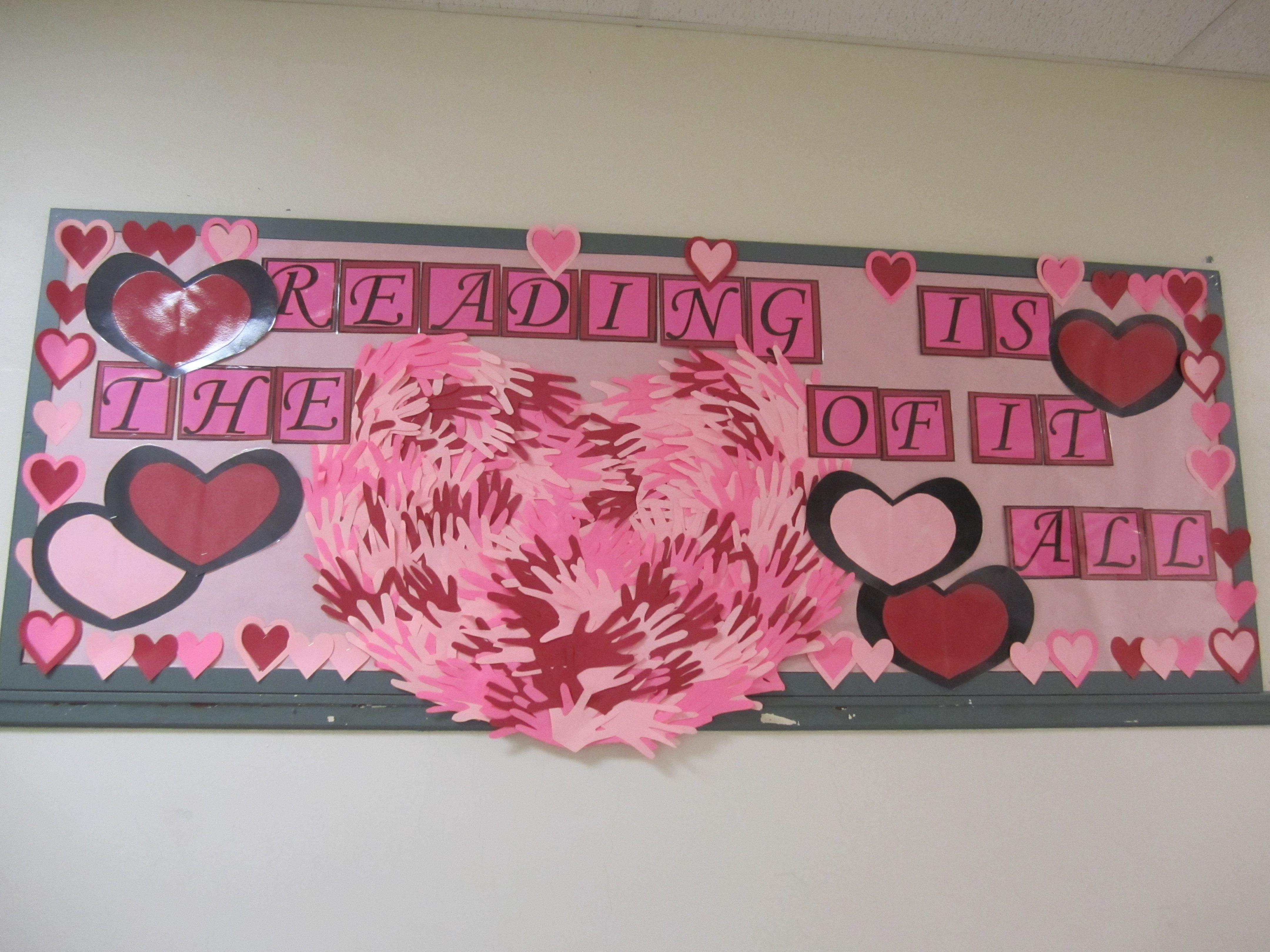 10 Beautiful February Bulletin Board Ideas For Teachers february bulletin board bulletin boards pinterest february 2020