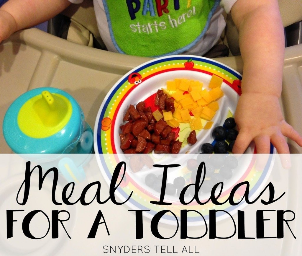 10 Stylish Meal Ideas For 1 Year Old feeding a toddler tons of meal ideas and recipes joyfully prudent 3