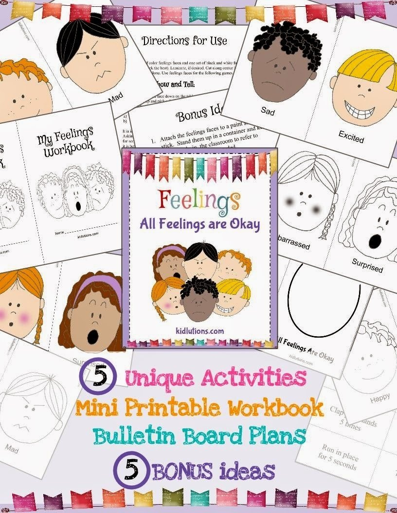 10 Amazing Show And Tell Ideas For Kids feelings show and tell 4 2020
