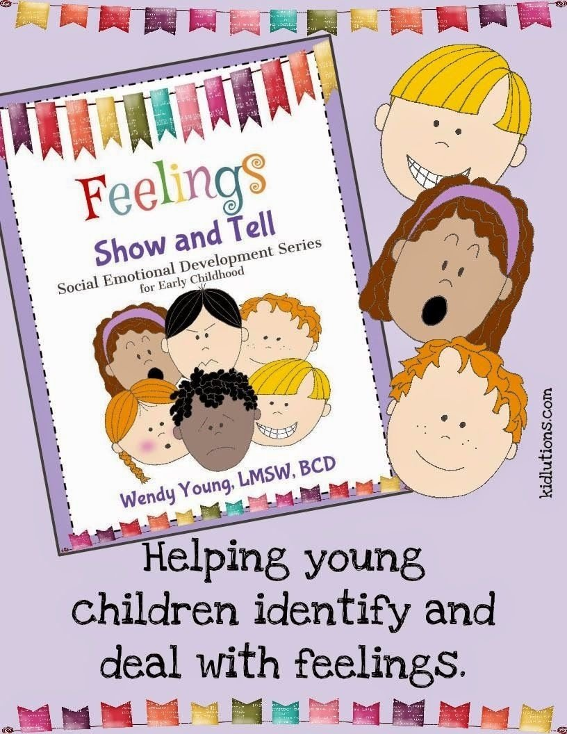 10 Amazing Show And Tell Ideas For Kids feelings show and tellavailable now 5 activities a mini 2020