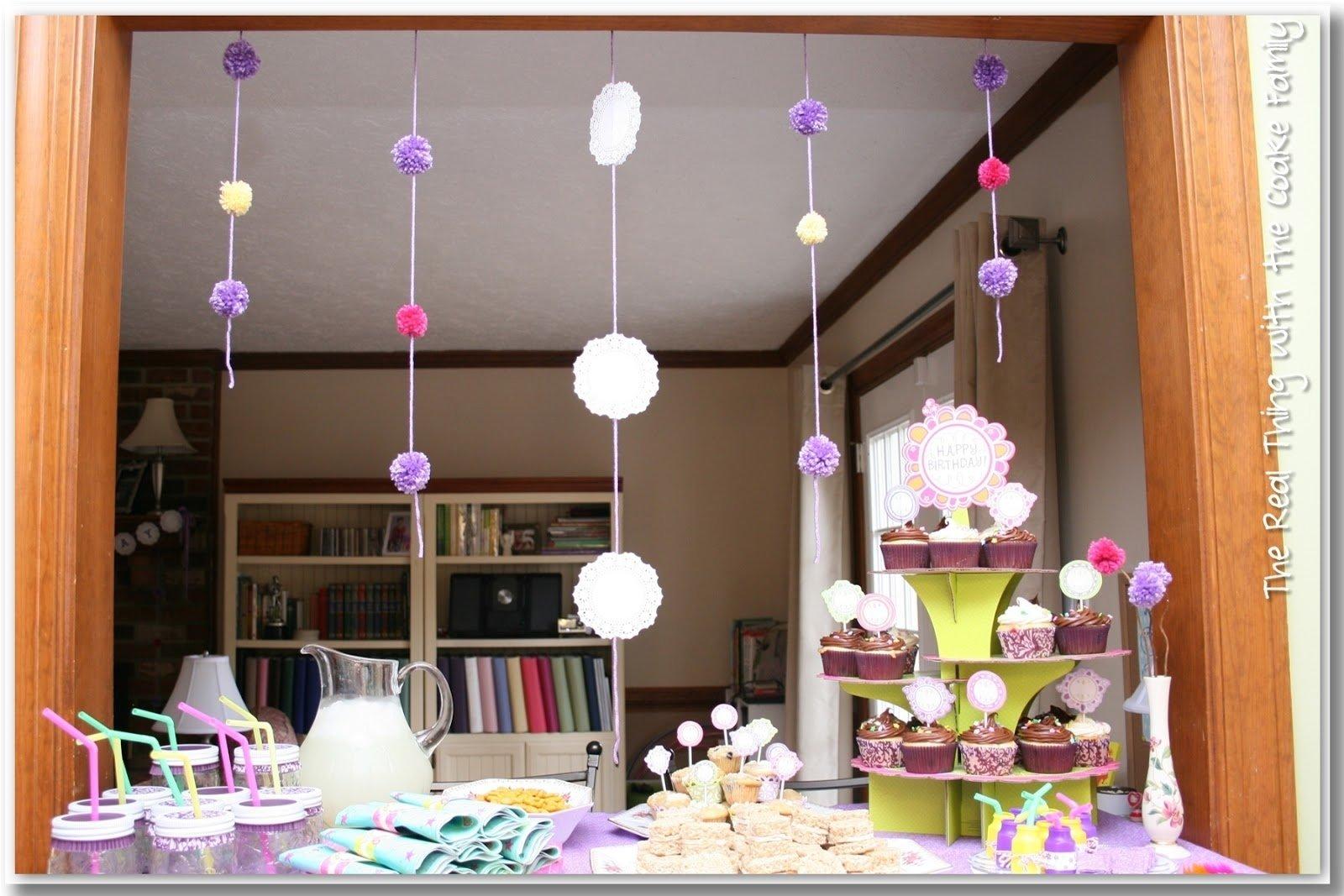 10 Great American Girl Doll Birthday Party Ideas felicity american girl birthday party party decorations 2020