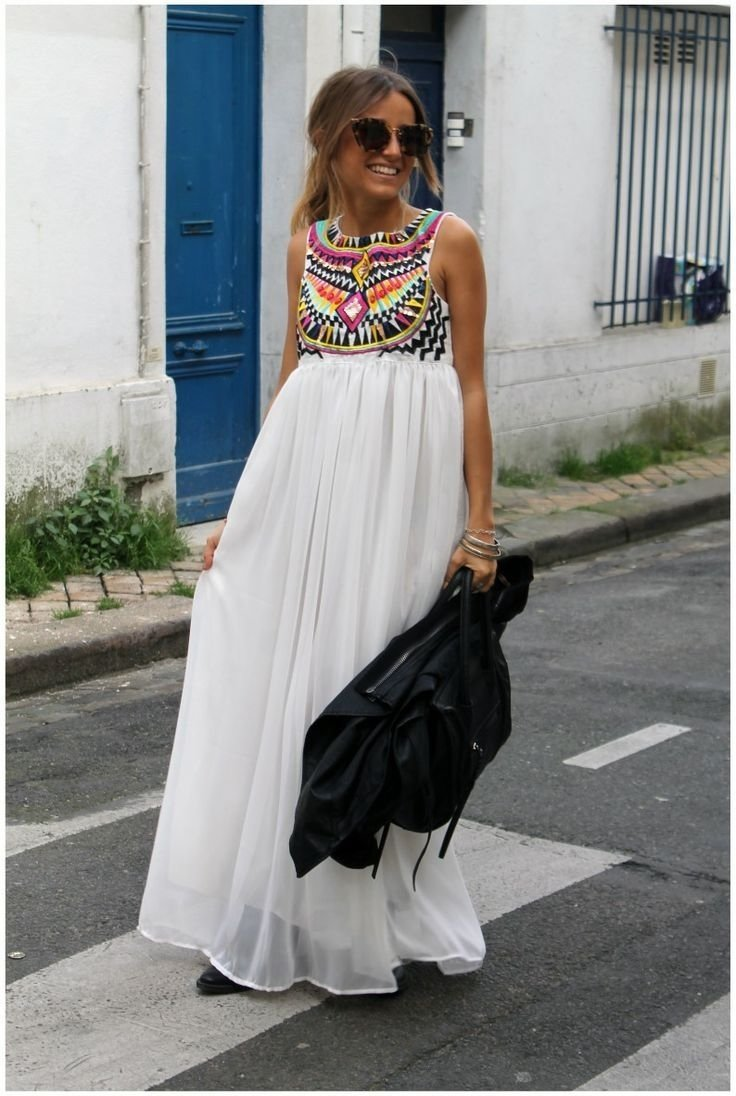 10 Attractive Cinco De Mayo Outfit Ideas festive cinco de mayo outfit ideas tribal maxi dresses tribal 2020