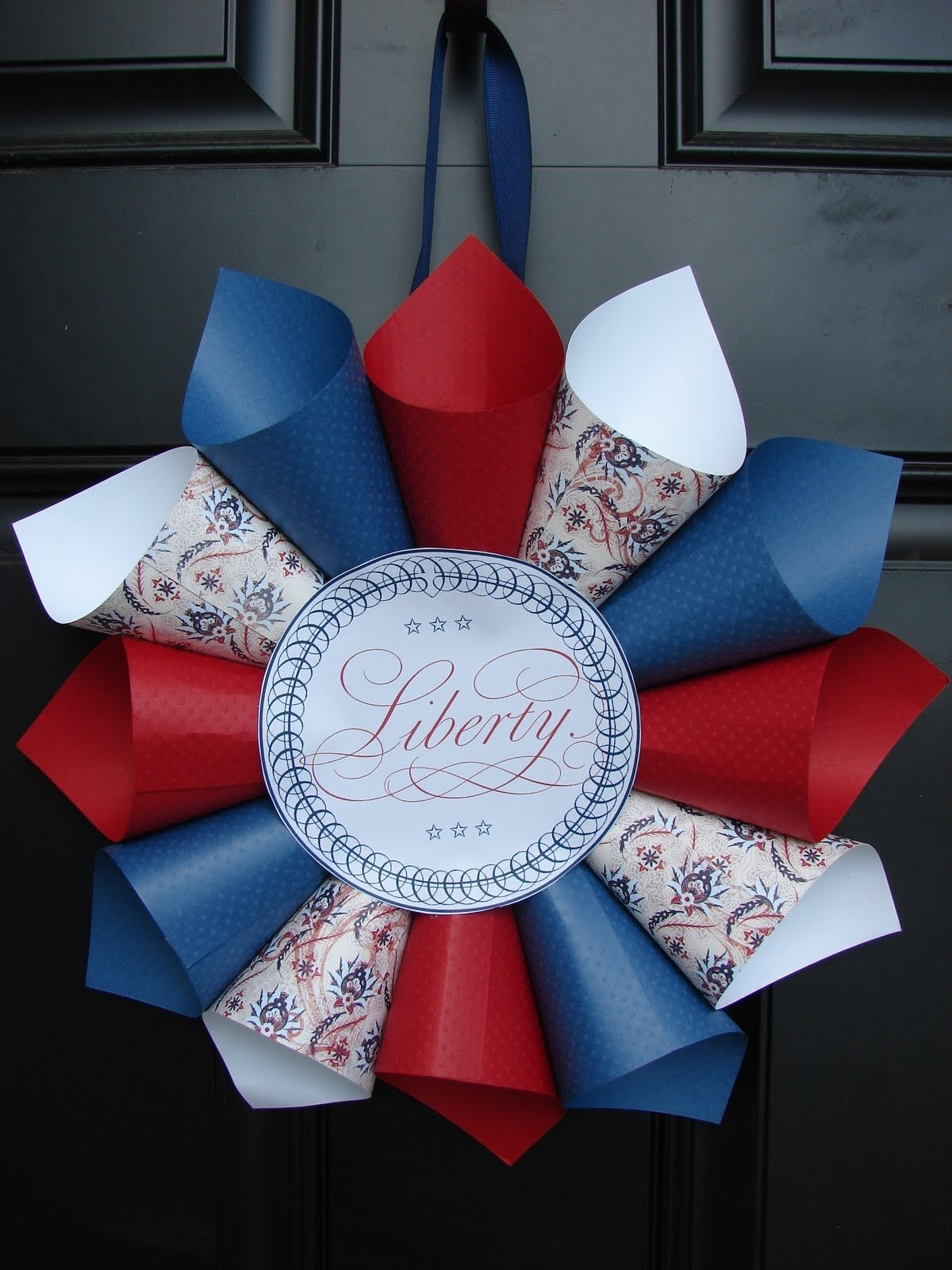 10 Lovely Fourth Of July Decoration Ideas festive july 4th diy wreaths easy simple inspired wreaths 2 2021