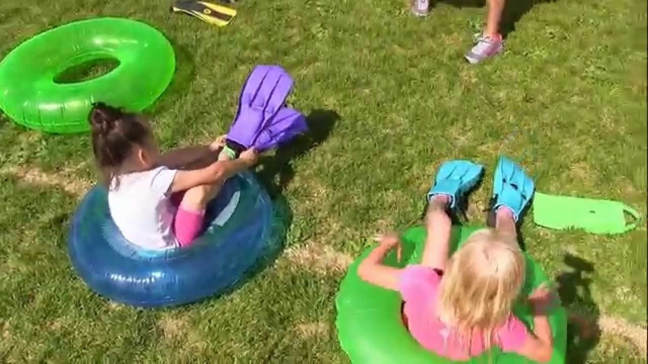 field day fun with linwood elementary school - youtube