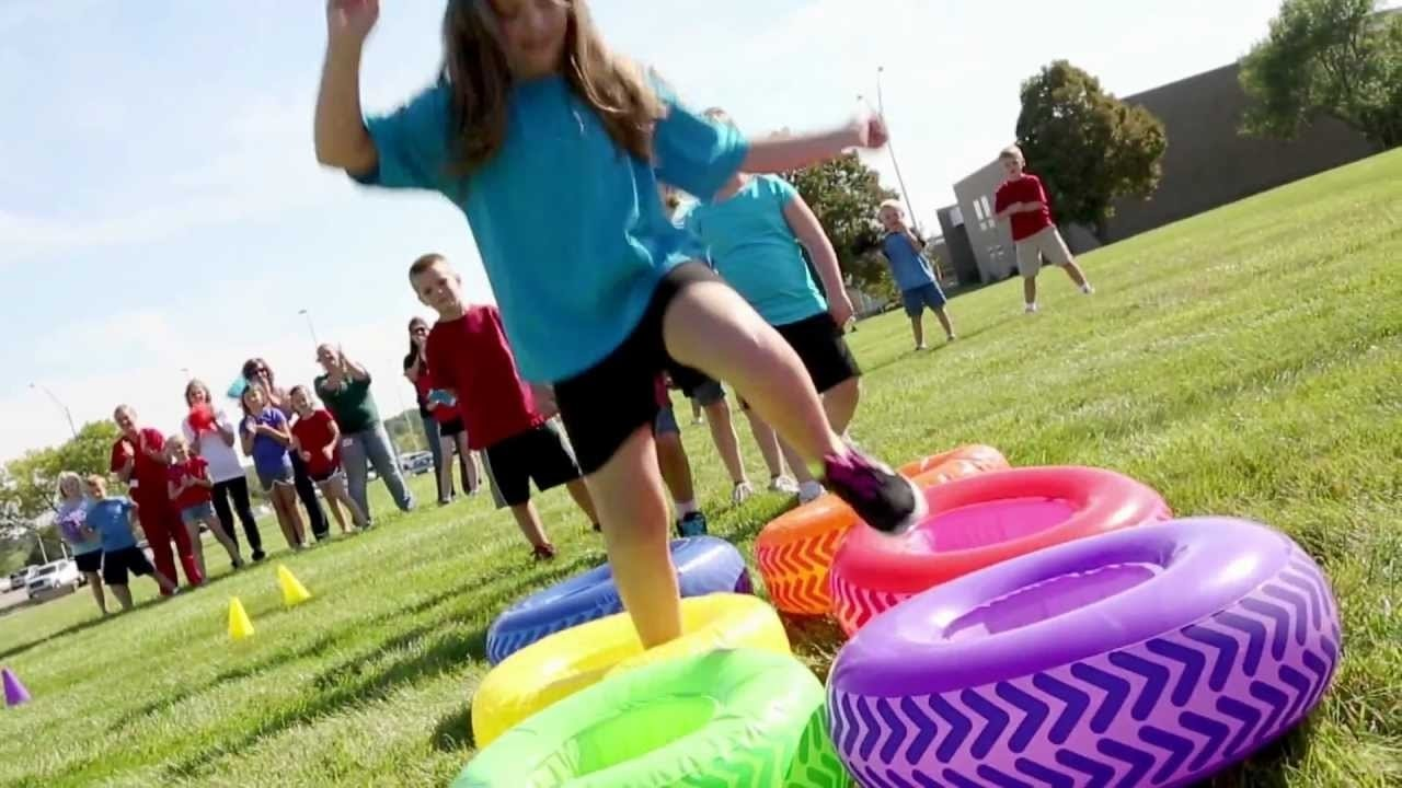 field day games - youtube