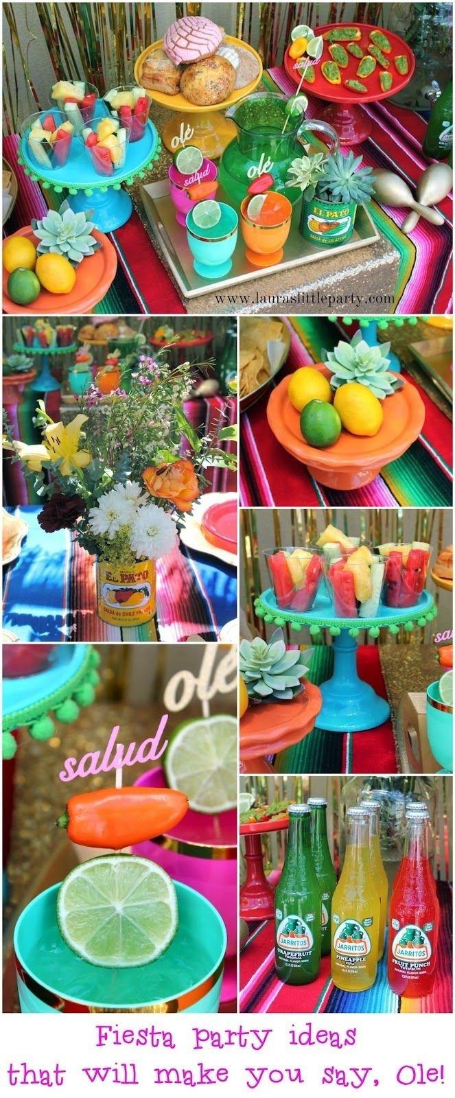 10 Perfect Cinco De Mayo Celebration Ideas fiesta party ideas for cinco de mayo fiesta mexicaine fete 2020