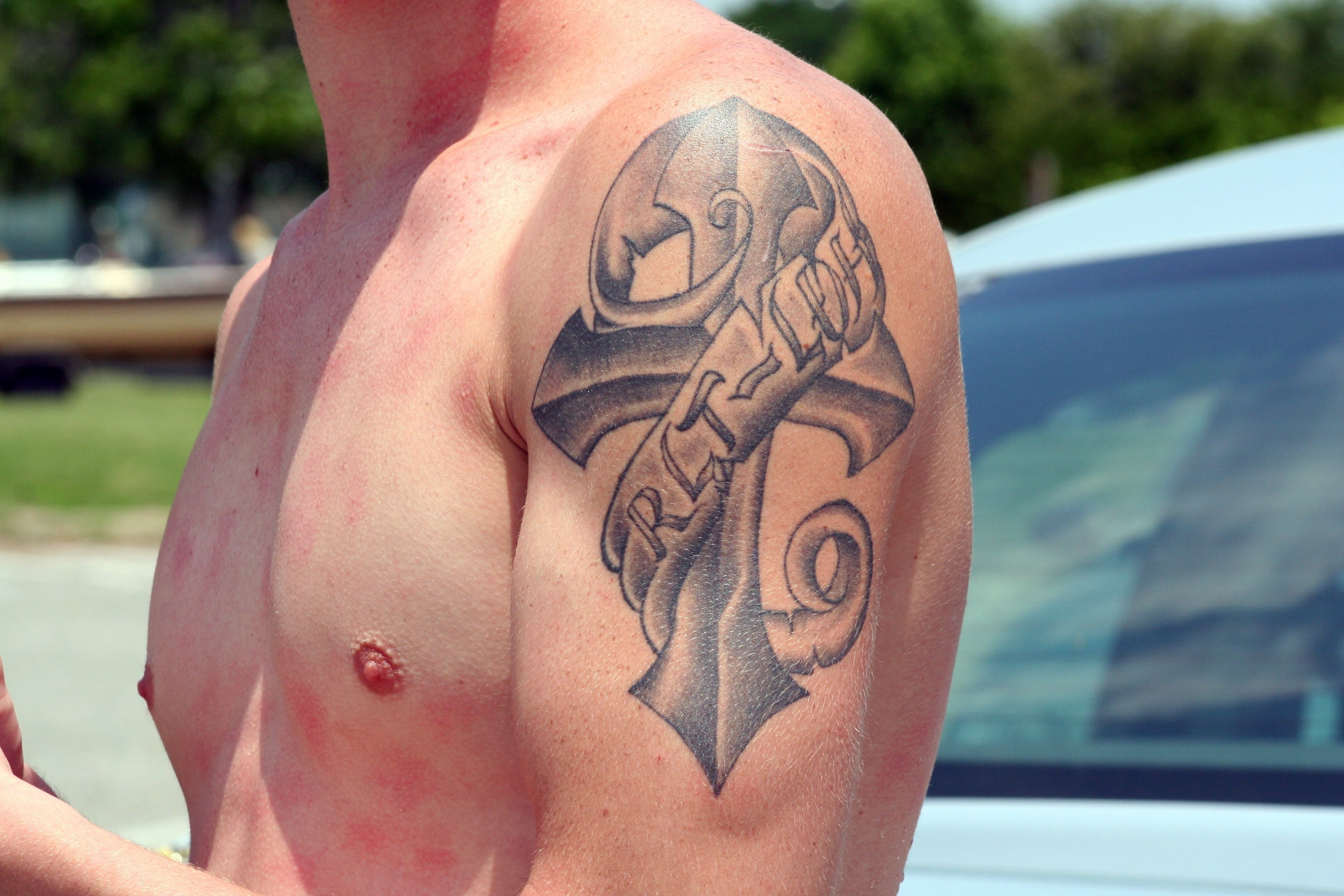 10 Trendy Ideas For A First Tattoo filefirst tattoo 3593353968 wikimedia commons 2020