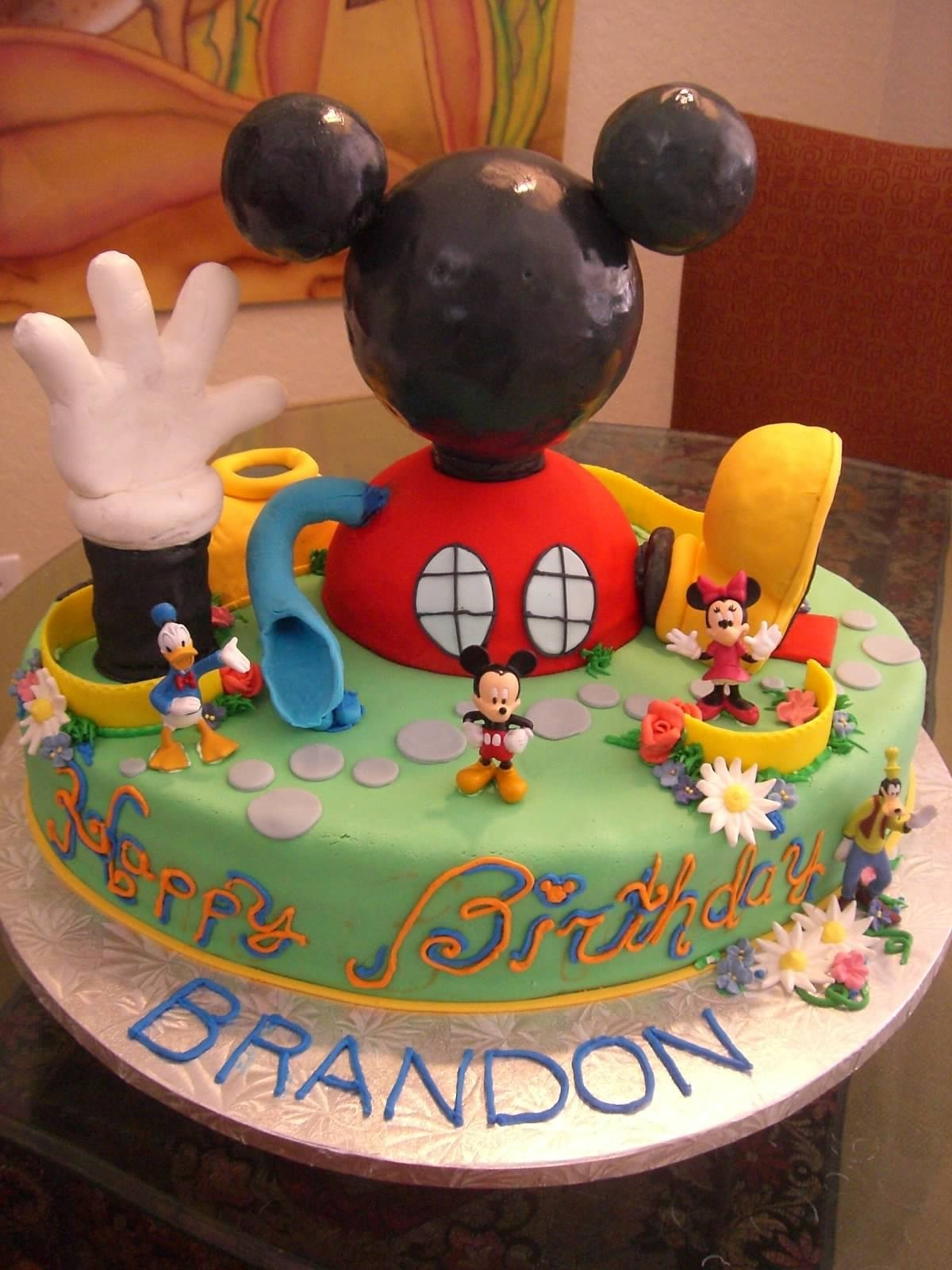 file:mickey mouse clubhouse birthday cake - wikimedia commons