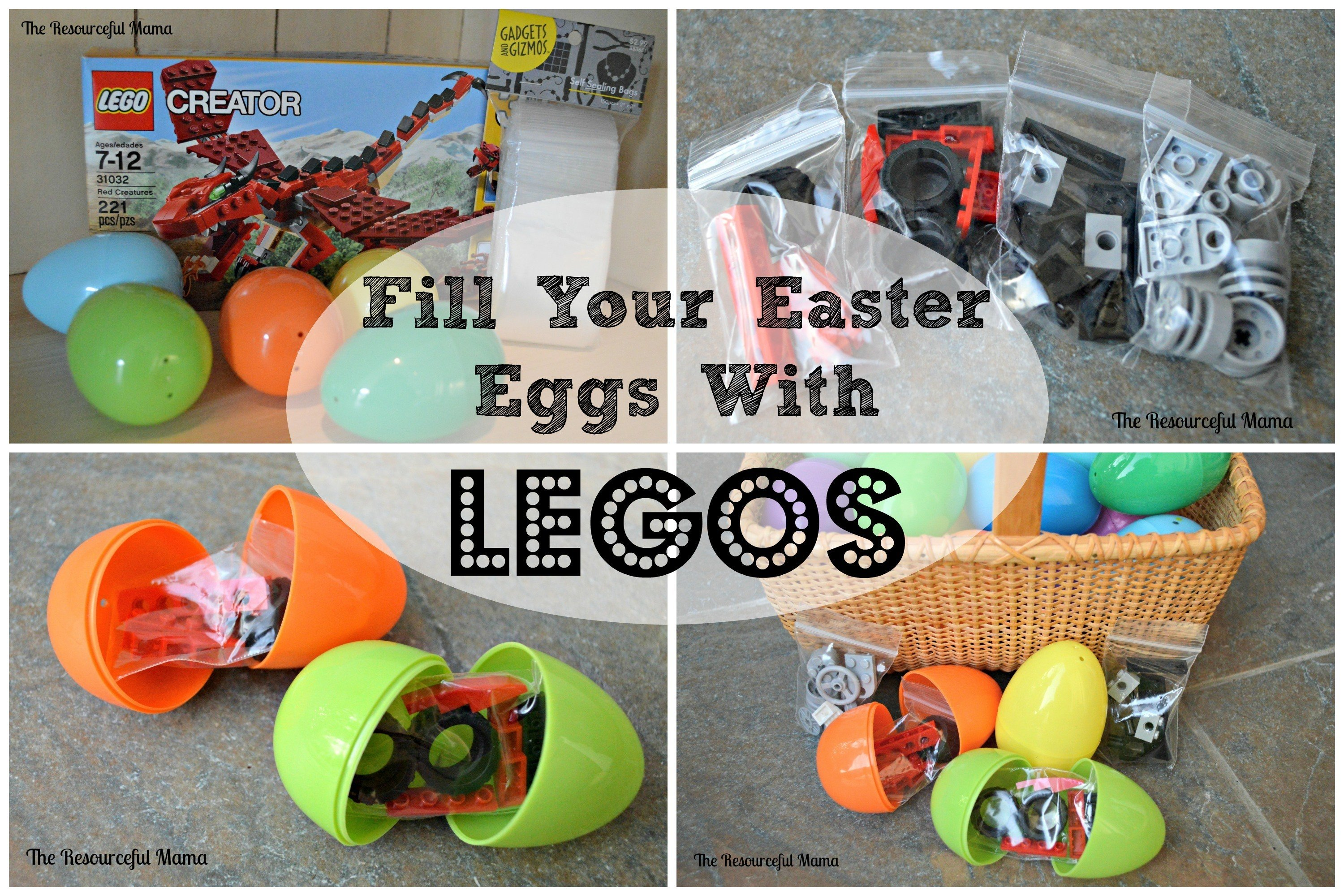 10 Ideal Ideas To Put In Easter Eggs fill your easter eggs with legos the resourceful mama 2020