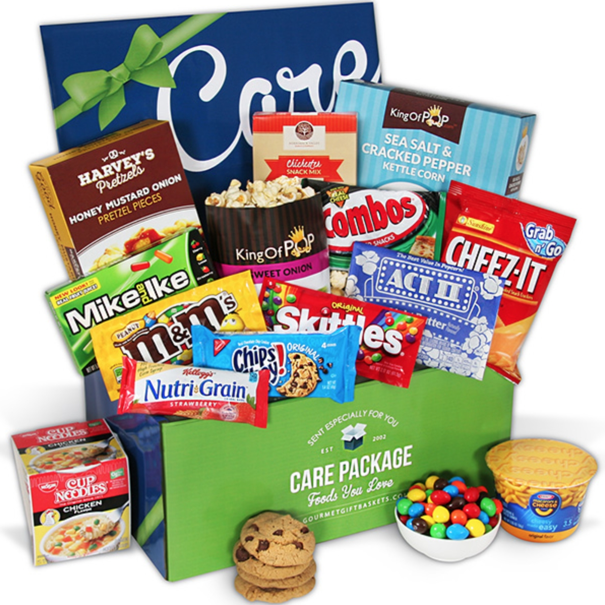 10 Attractive Final Exam Care Package Ideas final care package ideas 2021