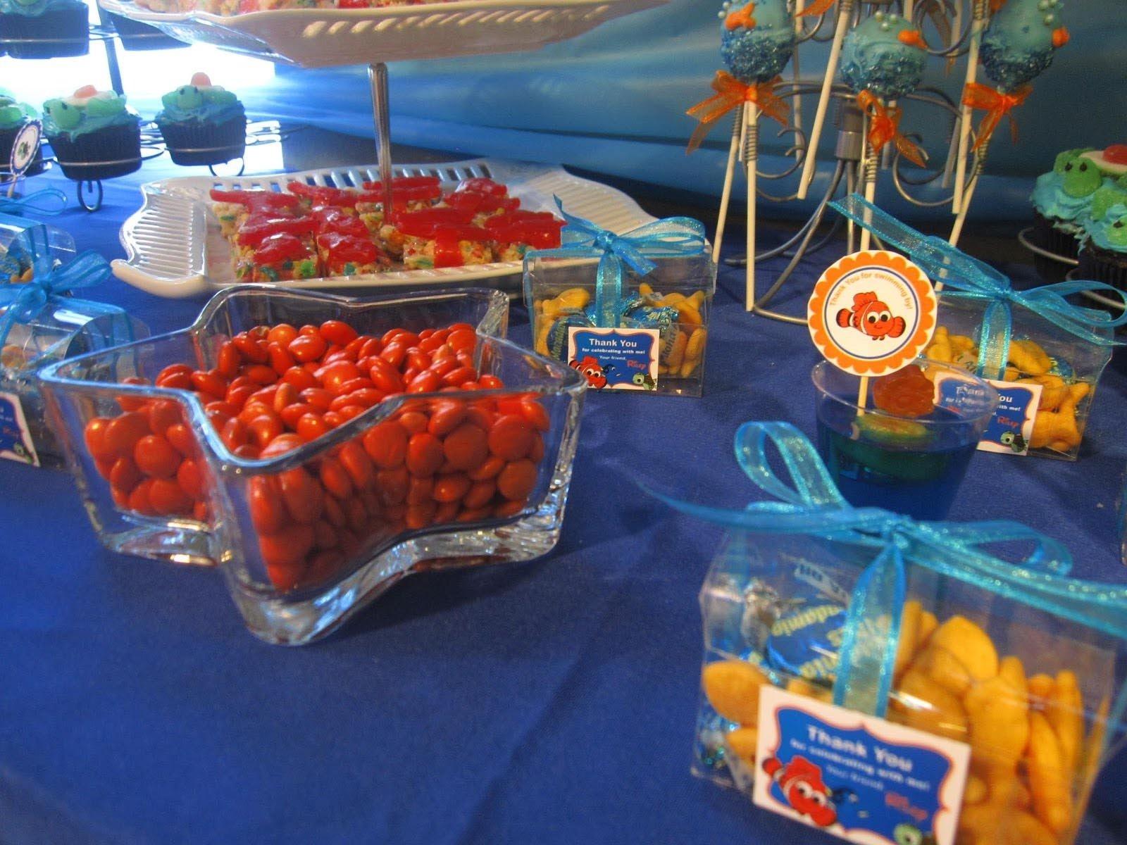 10 Stylish Finding Nemo Birthday Party Ideas finding nemo birthday party decorations home party ideas 2020
