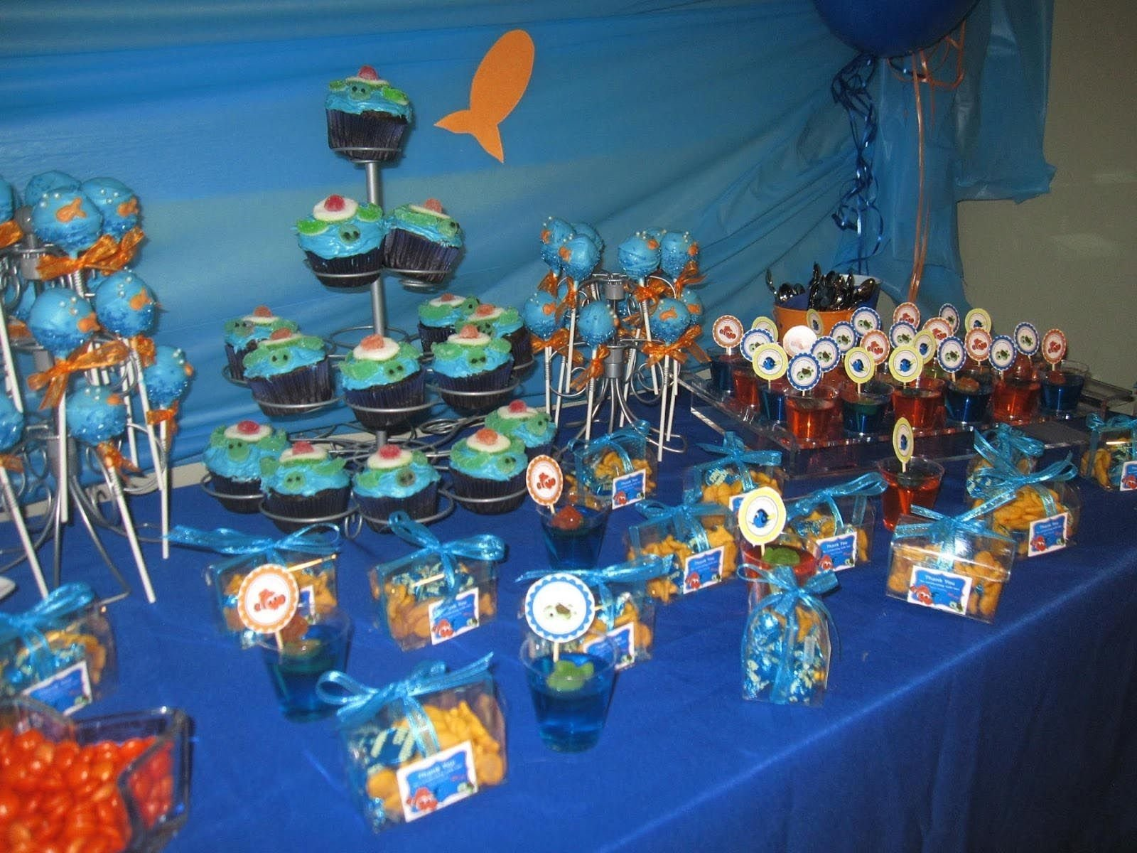 10 Stylish Finding Nemo Birthday Party Ideas finding nemo first birthday party ideas ethan 1st birthday ideas 2020